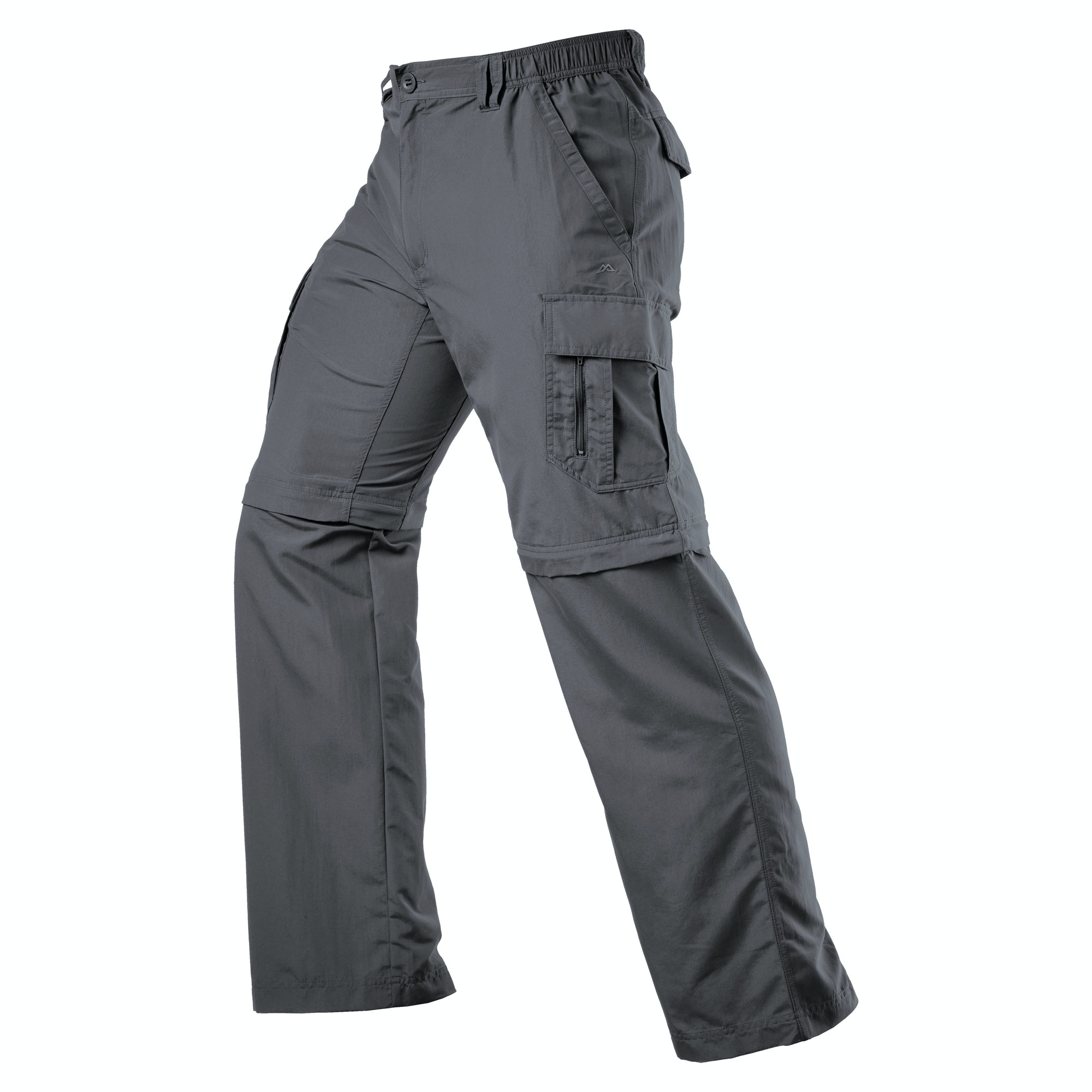 Kathmandu Kanching Leichte Zip Zip Zip Off Hose für Herren NEU e60dcf