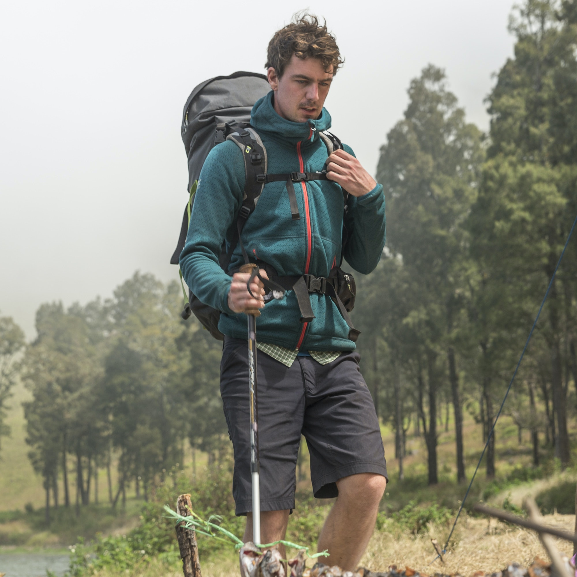 thumbnail 11 - NEW-Kathmandu-Aklo-Men-039-s-Walking-Hiking-Travel-Shorts-Pants-UPF-50-Protection
