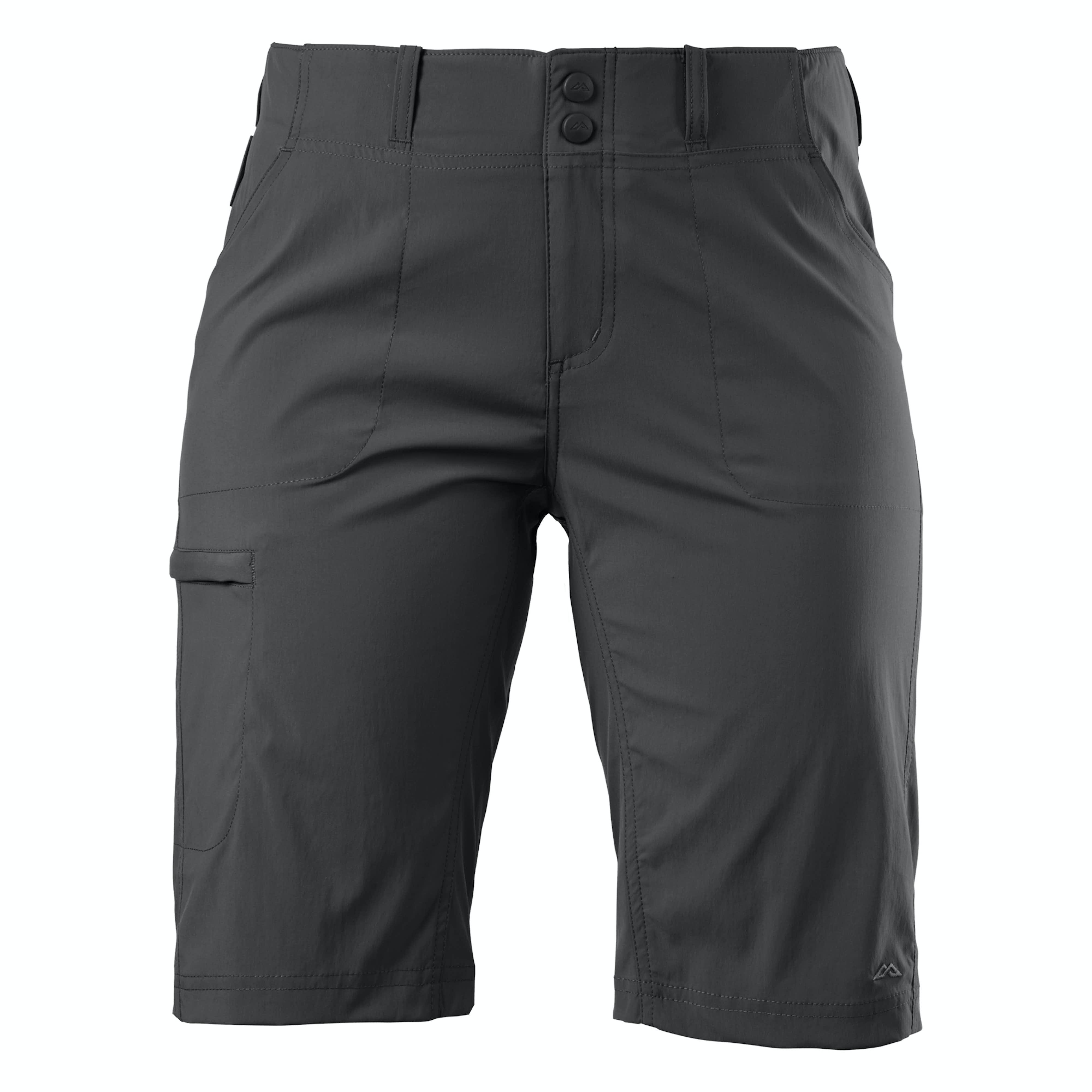 8f4a6e301e Praca Women's Hiking Shorts v2 - Black