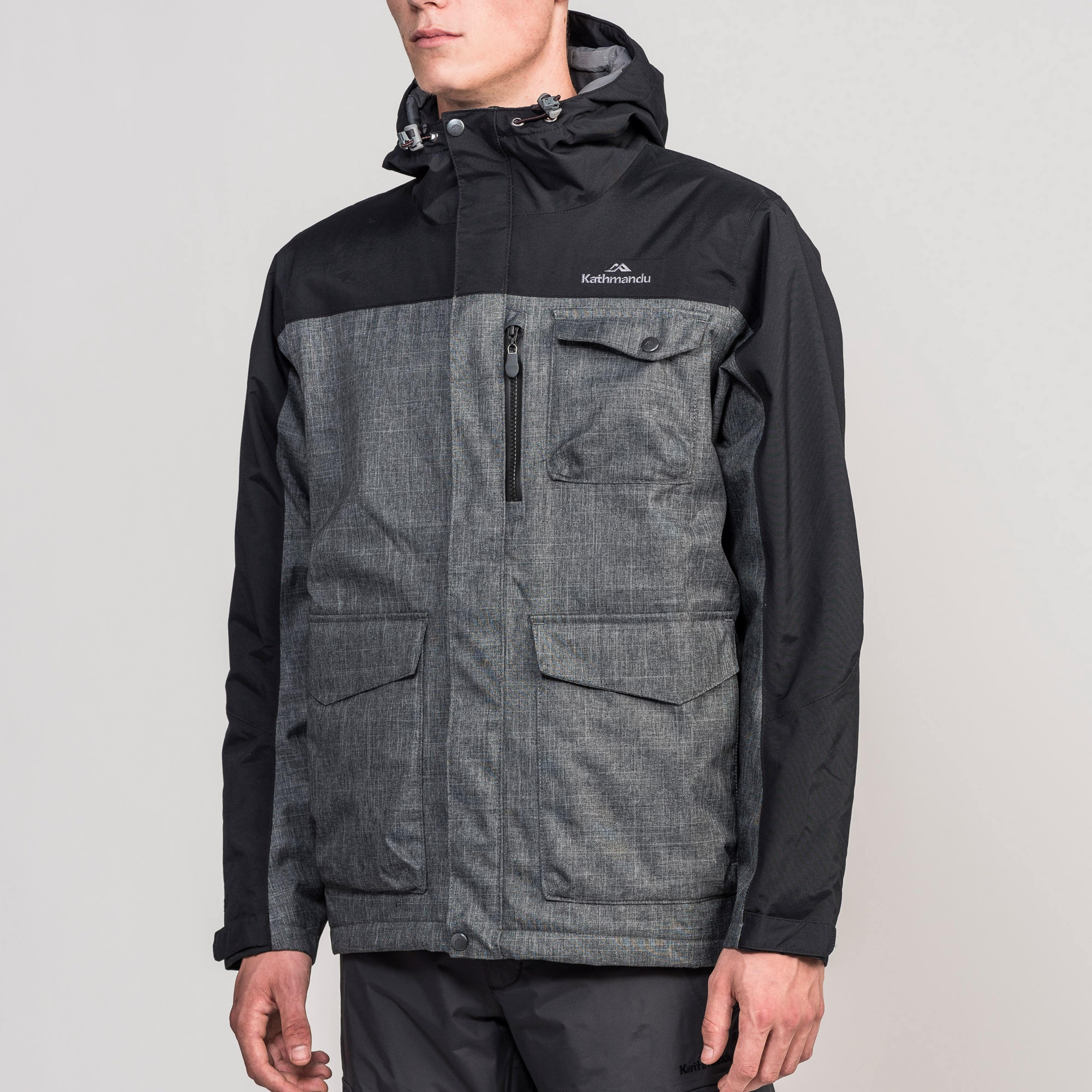 Teton Jacket V3 Men Mid Grey