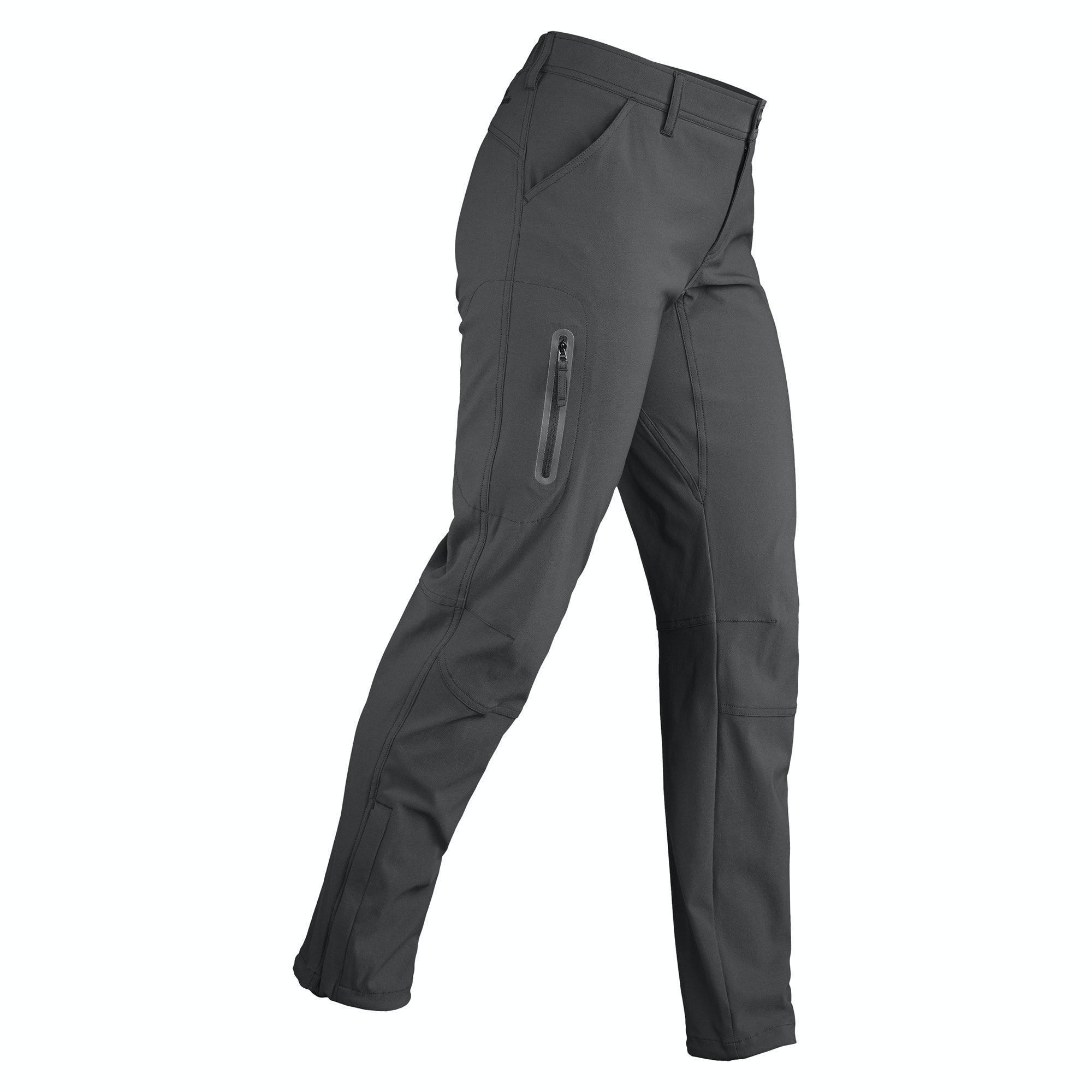 NEW-Kathmandu-Eris-Women-039-s-Softshell-Hiking-Pants-Trousers-v2-Zip-Hem-Over-Boots thumbnail 7