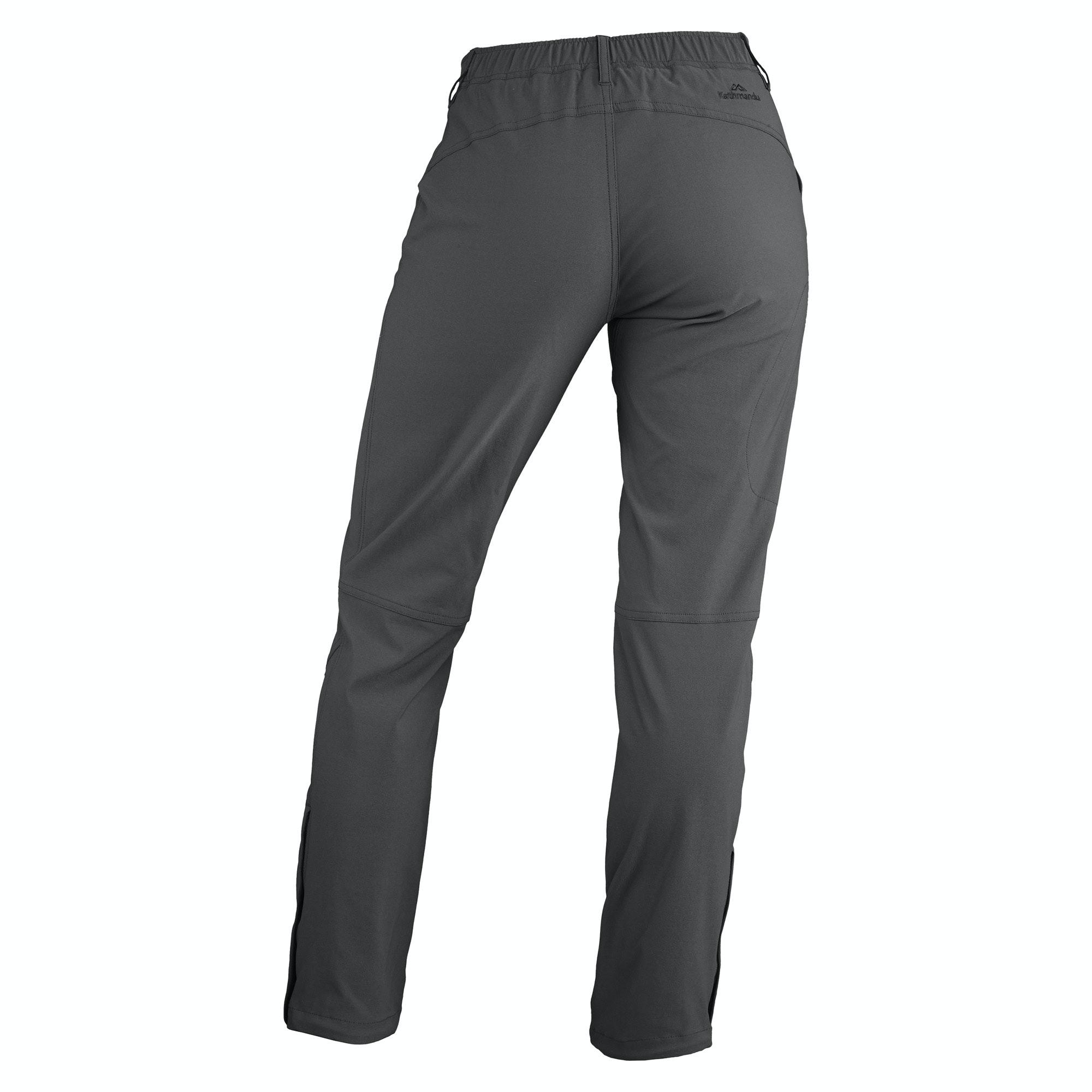 NEW-Kathmandu-Eris-Women-039-s-Softshell-Hiking-Pants-Trousers-v2-Zip-Hem-Over-Boots thumbnail 5