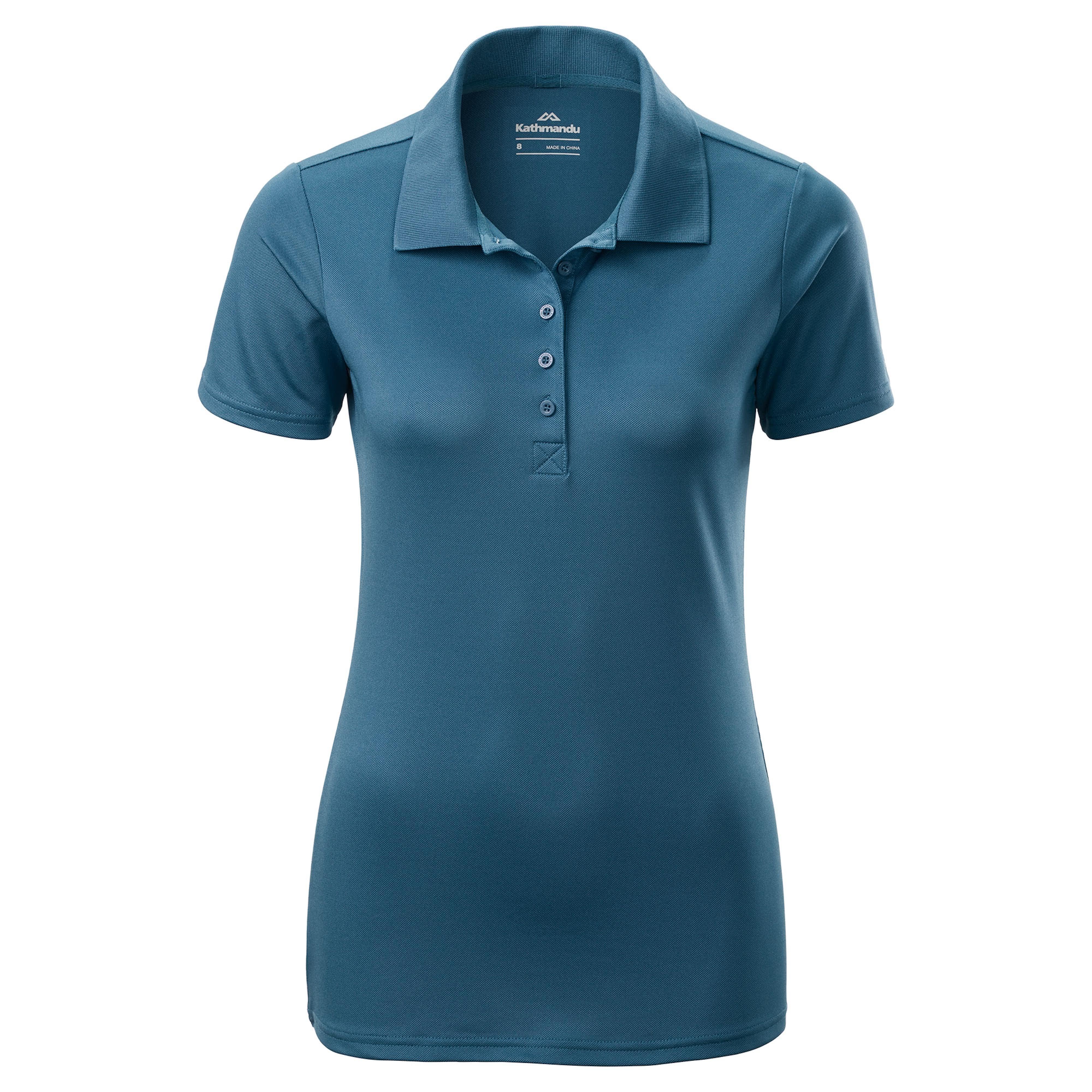 153bcb090 Vanua Women's Short Sleeve Polo Shirt v2 - Putty