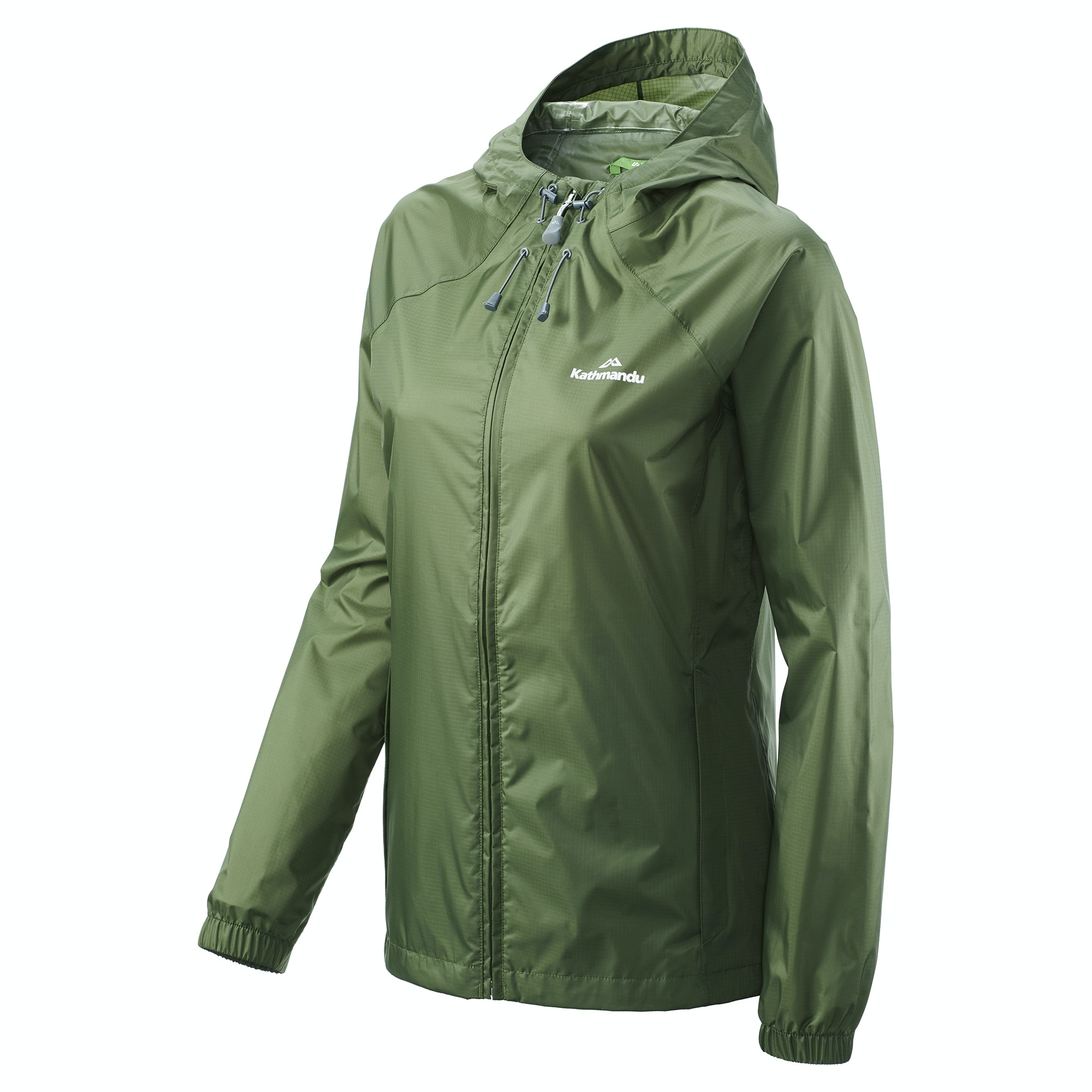NEW-Kathmandu-Pocket-it-Women-039-s-Hooded-Water-Resistant-Packaway-Light-Rain thumbnail 21
