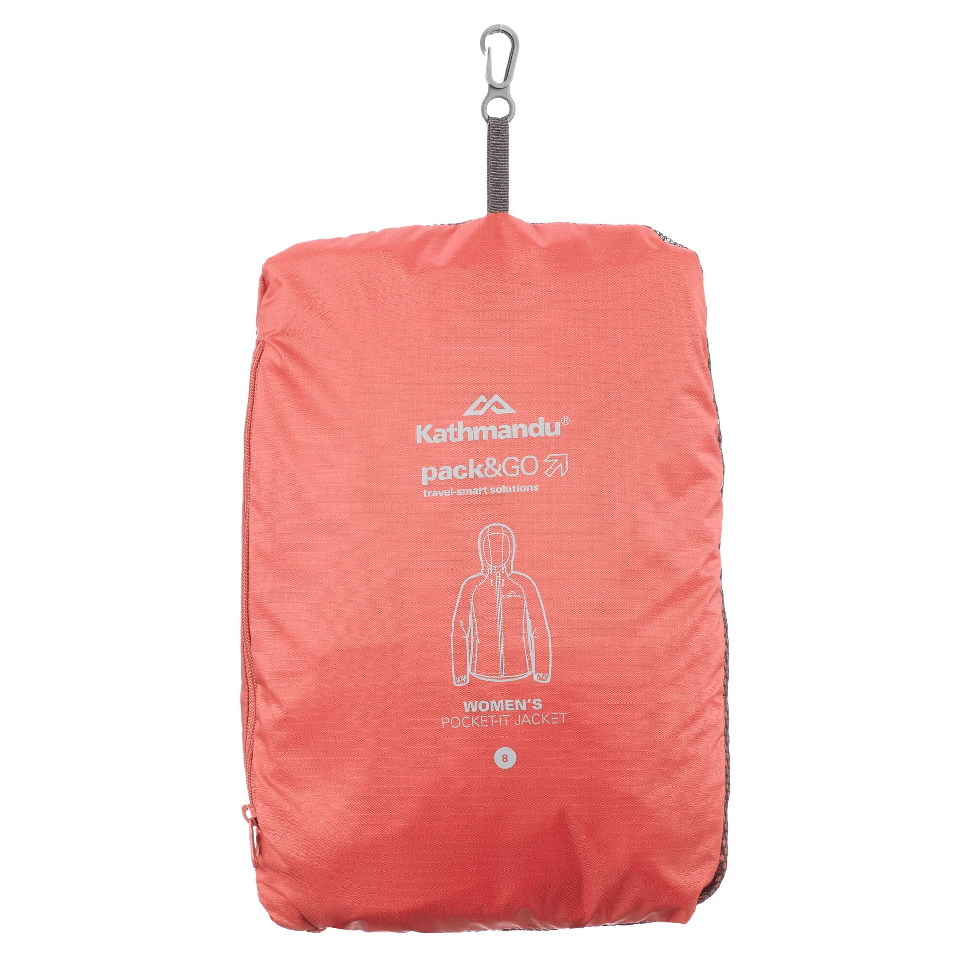 NEW-Kathmandu-Pocket-it-Women-039-s-Hooded-Water-Resistant-Packaway-Light-Rain thumbnail 28