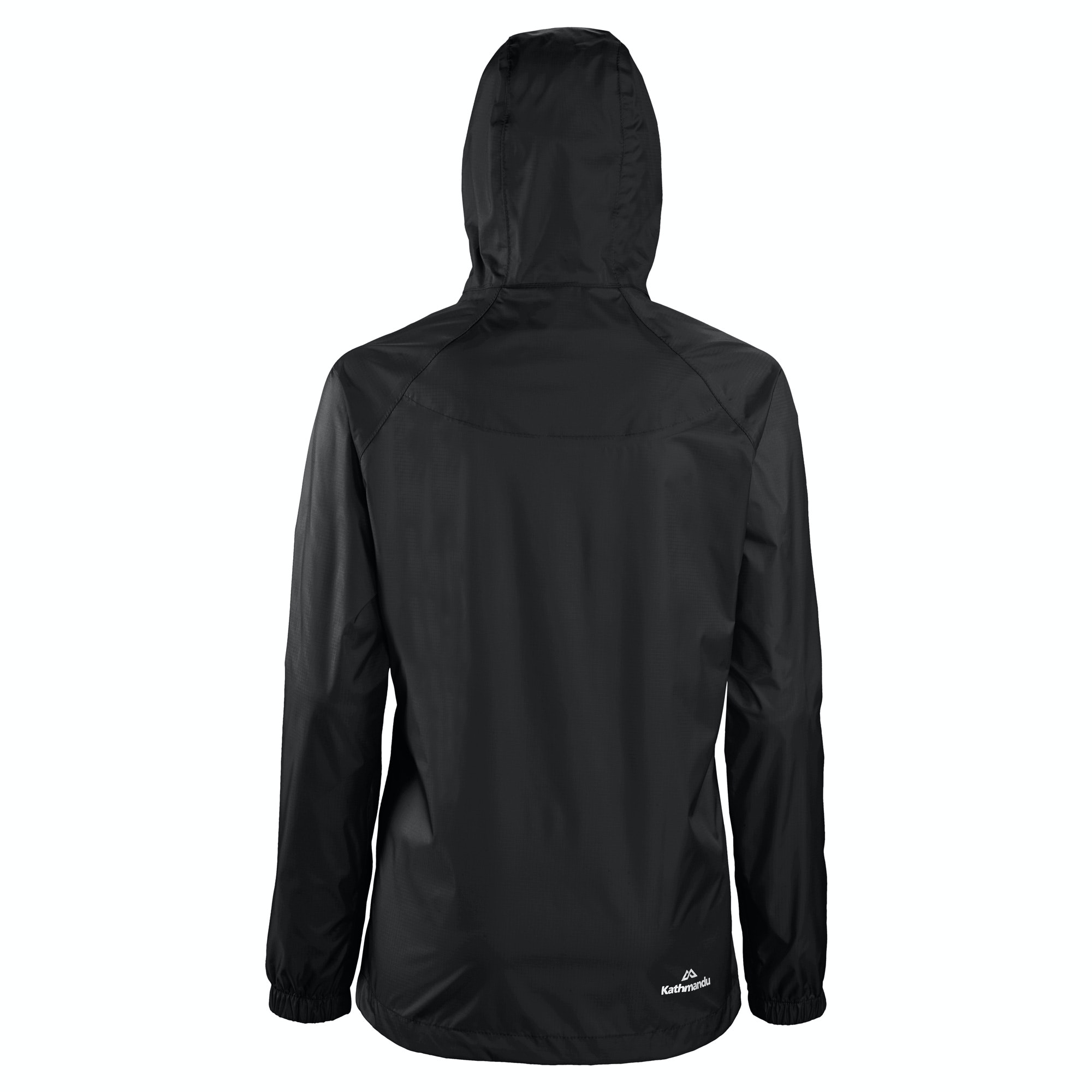 NEW-Kathmandu-Pocket-it-Women-039-s-Hooded-Water-Resistant-Packaway-Light-Rain thumbnail 8