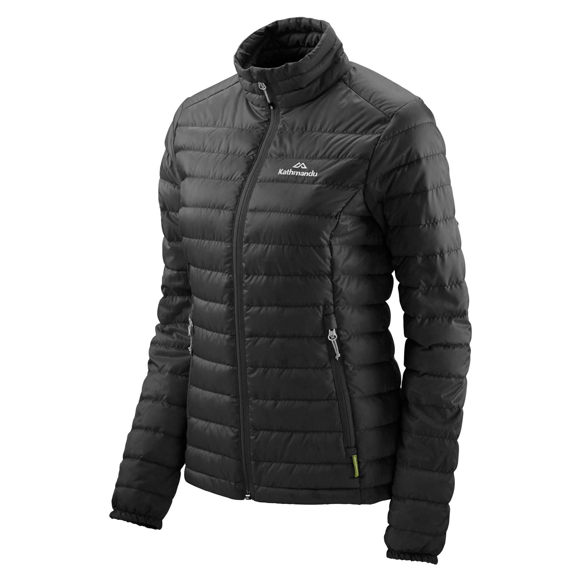 57efb0416ca Kathmandu Heli Women's Lightweight Duck Down Coat Warm Puffer Jacket v2