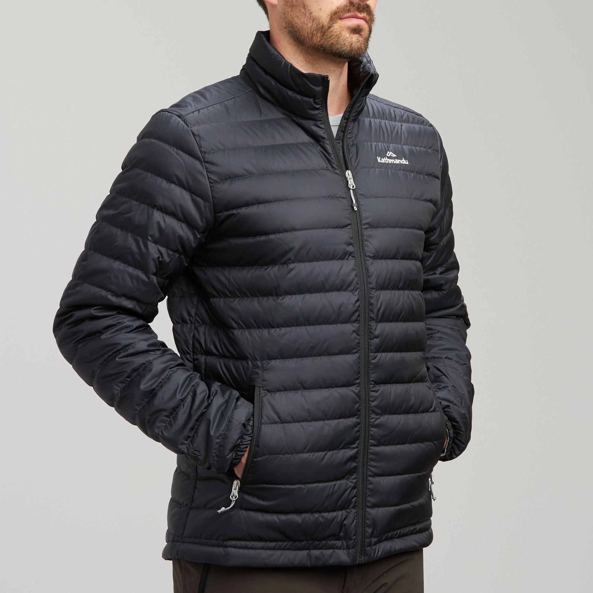 NEW-Kathmandu-Heli-Men-039-s-Lightweight-Duck-Down-Coat-Warm-Puffer-Jacket-v2 thumbnail 12