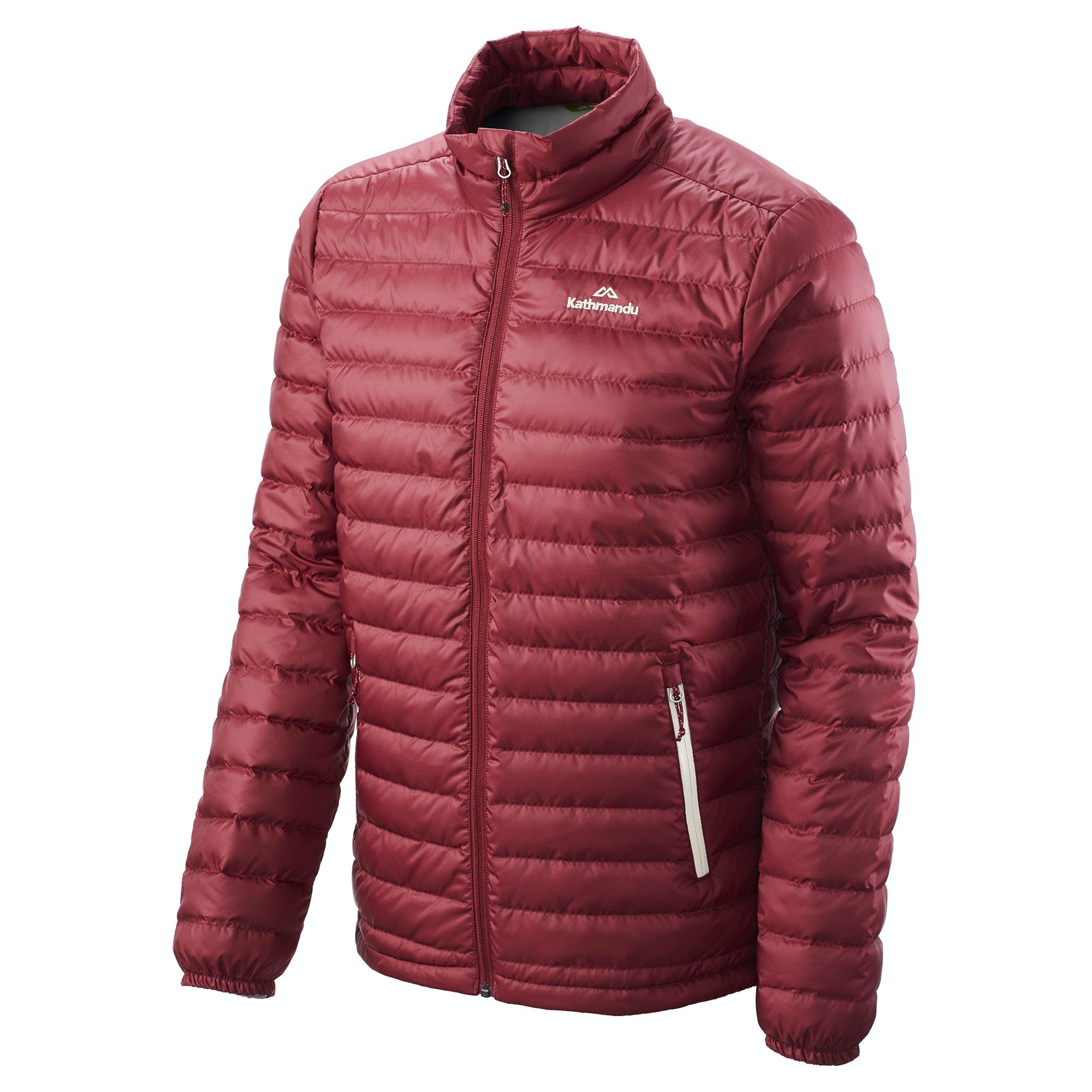 NEW-Kathmandu-Heli-Men-039-s-Lightweight-Duck-Down-Coat-Warm-Puffer-Jacket-v2 thumbnail 17