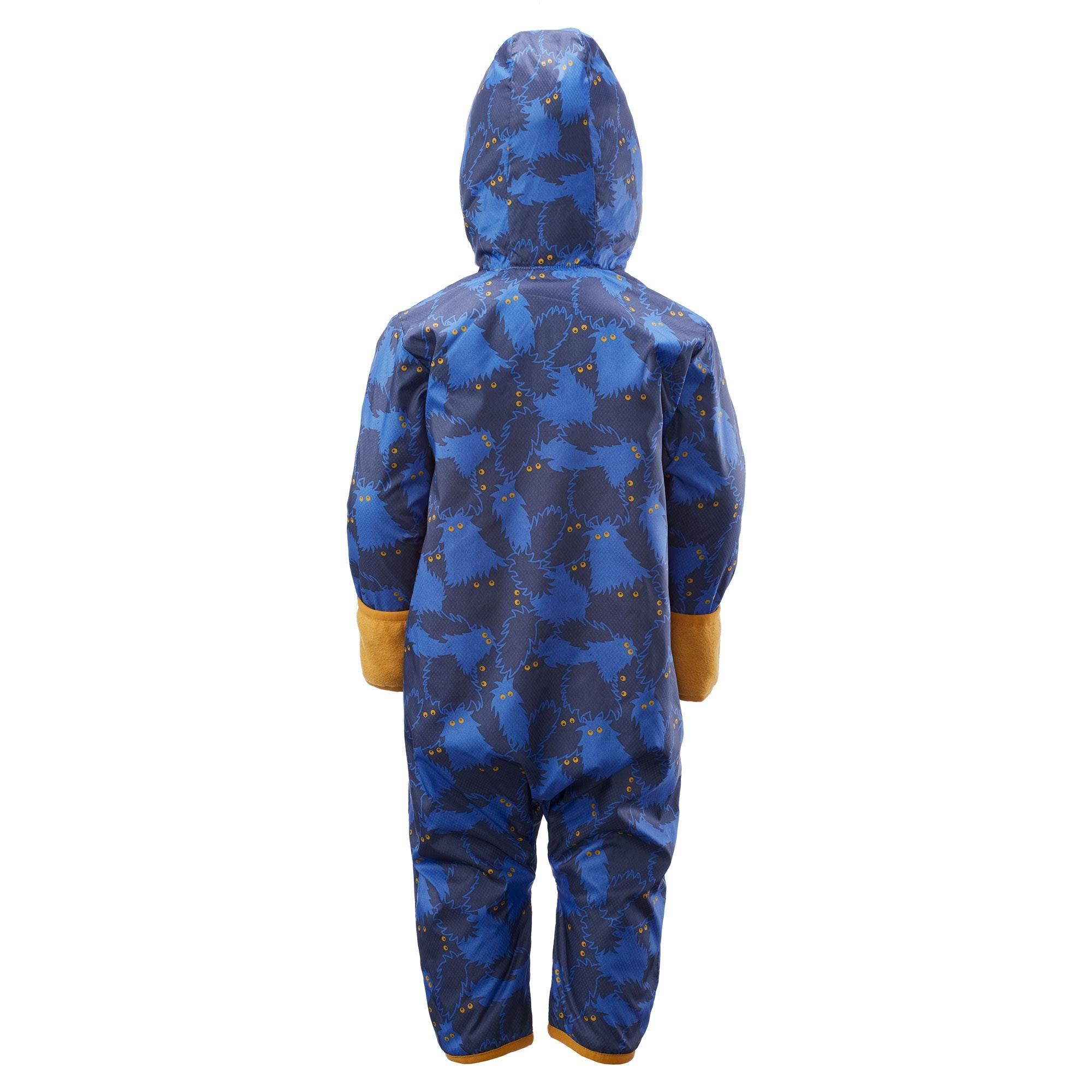 668c2146e2dc NEW Kathmandu Bambino Baby Toddler Full Length Reversible Fleece ...