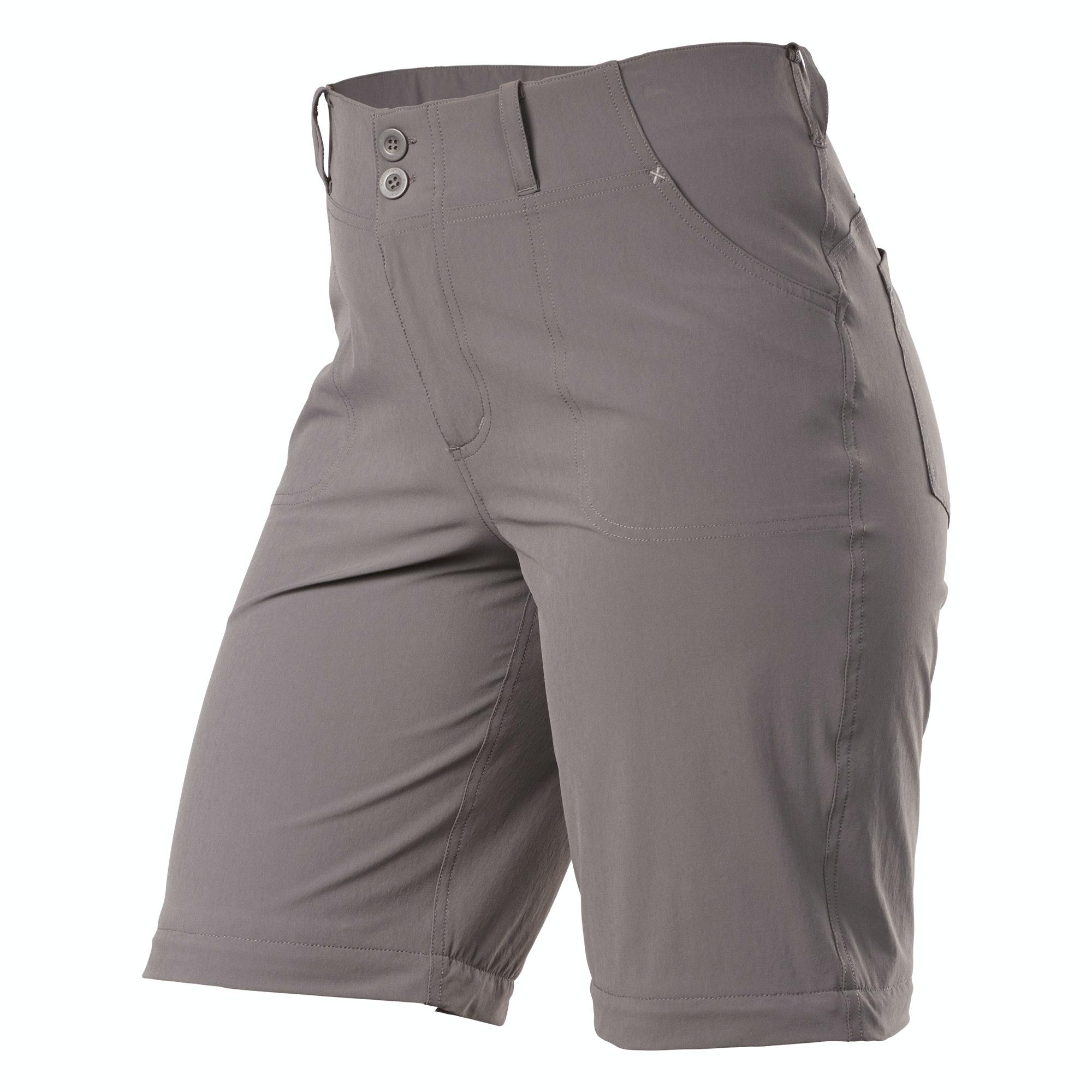 10895858d646 NEW Kathmandu Semsa Women s Zip Off Shorts Lightweight Travel Pants ...