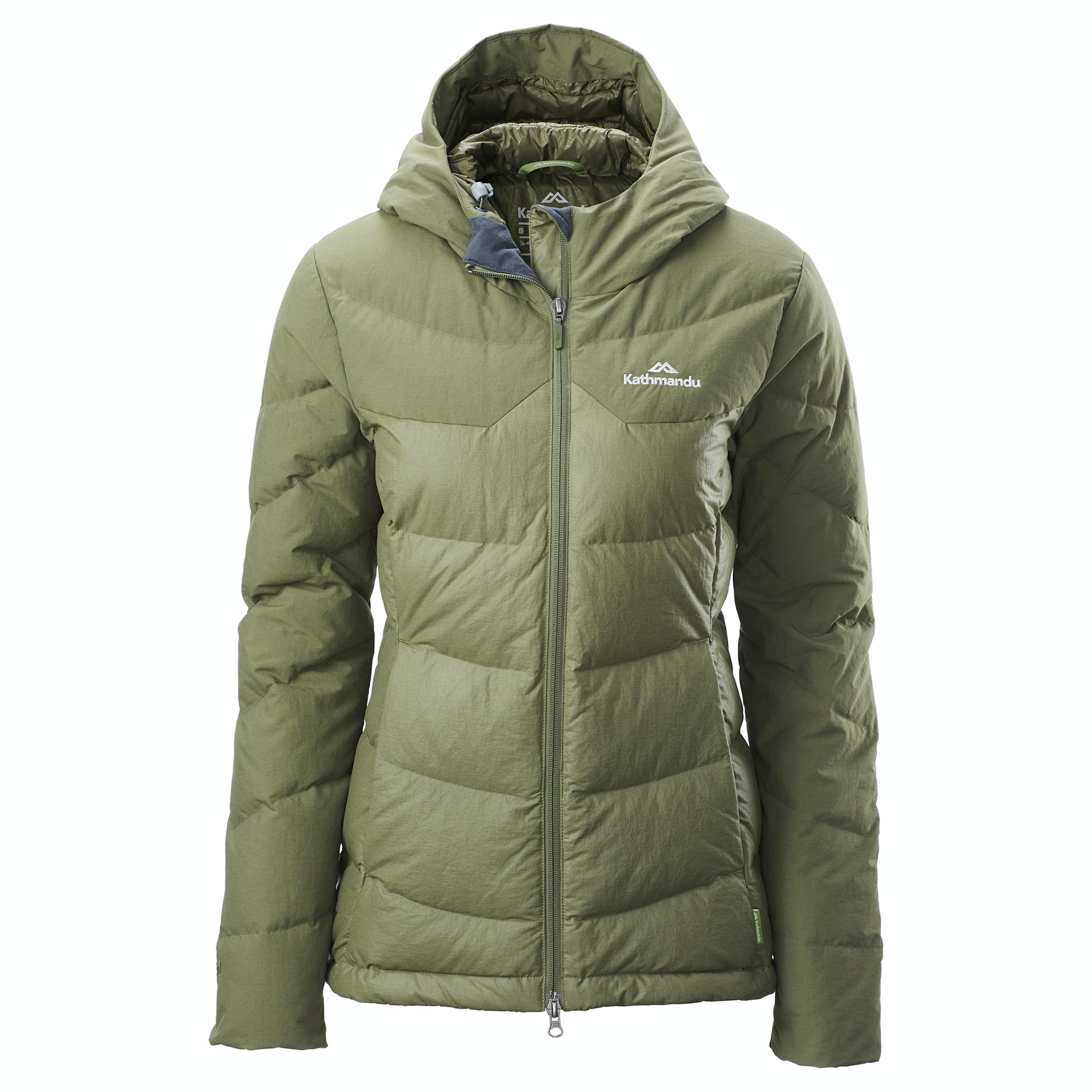 c9988d5bb Epiq Women's Hooded Down Jacket