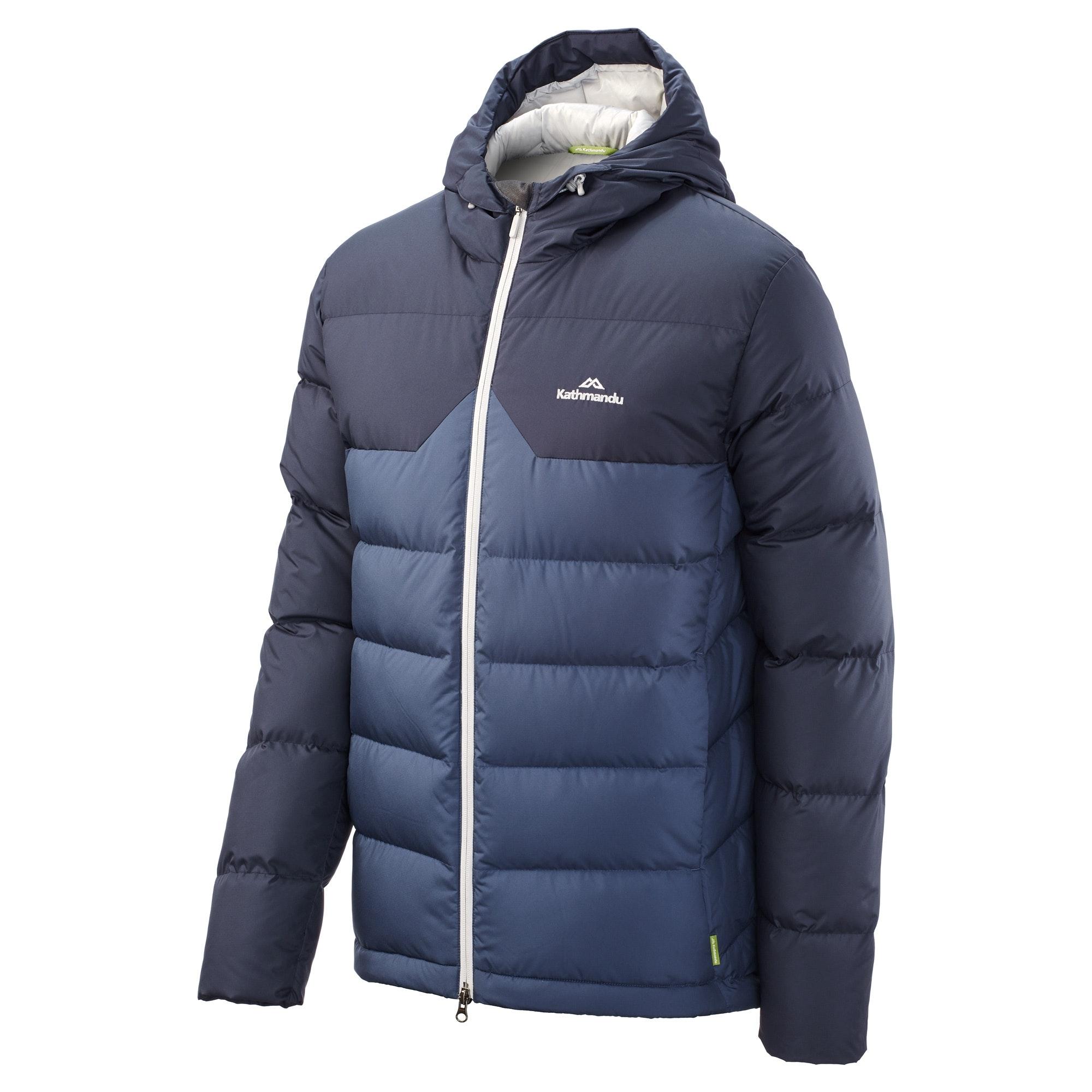 NEW-Kathmandu-Epiq-Men-039-s-Hooded-Warm-Winter-Duck-Down-Puffer-Jacket-v2
