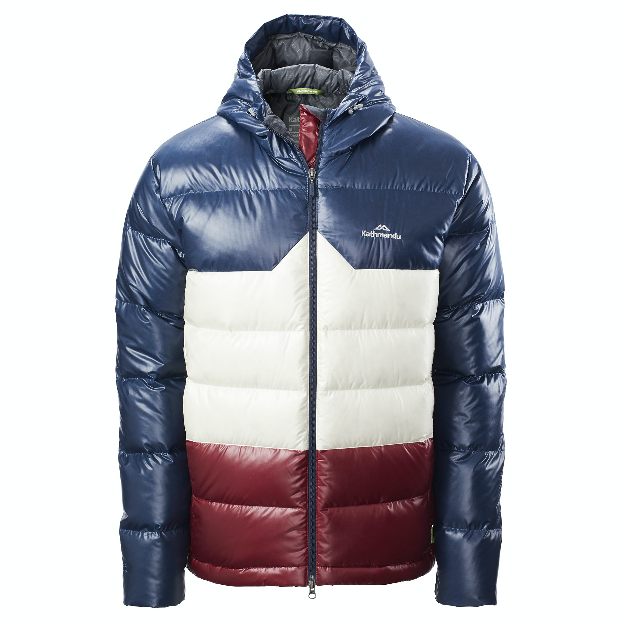Jackets & Coats Original Winter Men Solid Color Down Jacket Slim Fit Hooded Long Sleeve Coat Outwear New Durable Service