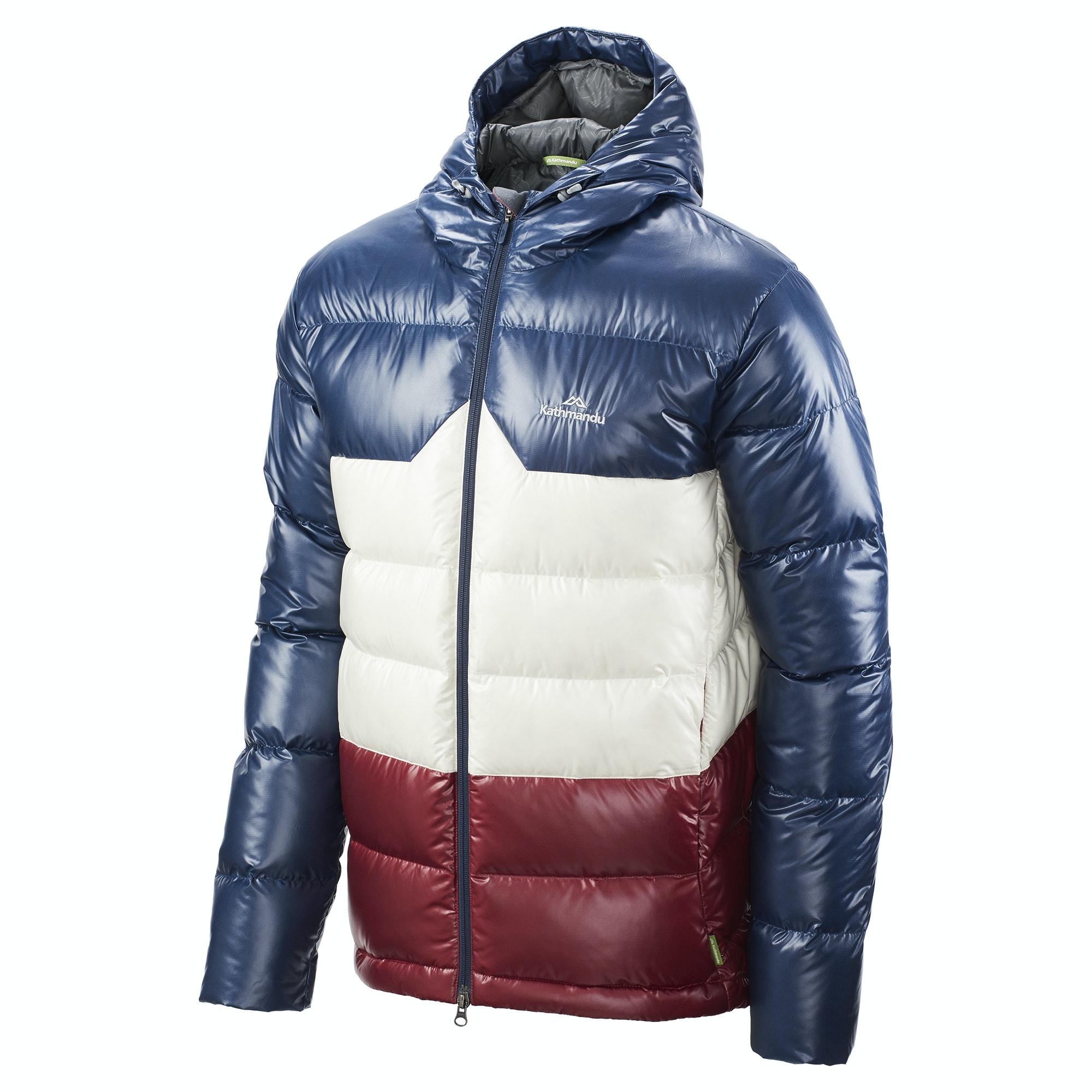 NEW-Kathmandu-Epiq-Men-039-s-Hooded-Warm-Winter-Duck-Down-Puffer-Jacket-v2 thumbnail 16