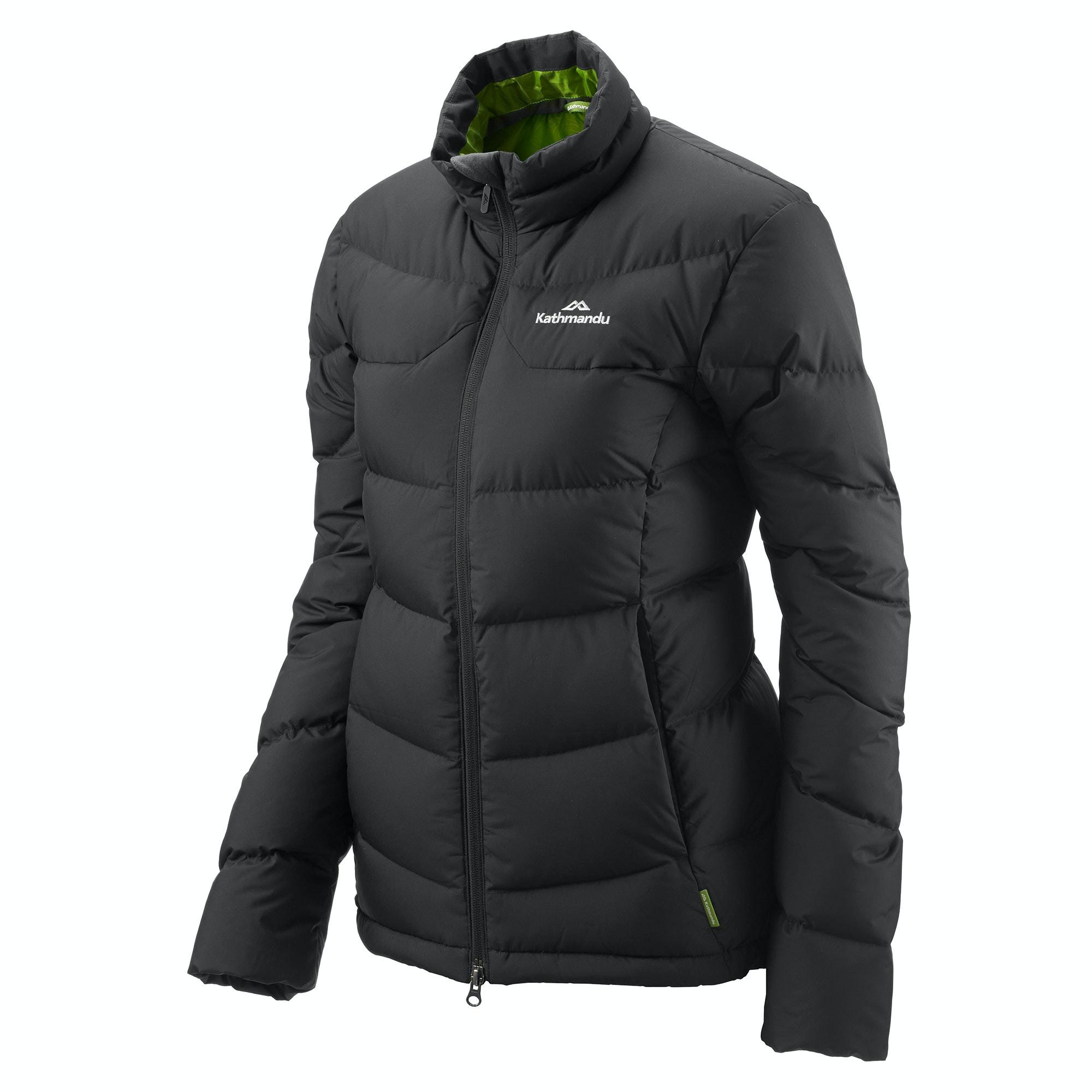 505442267f0 Kathmandu Epiq Women's Warm Winter Duck Down Puffer Jacket v2 for ...