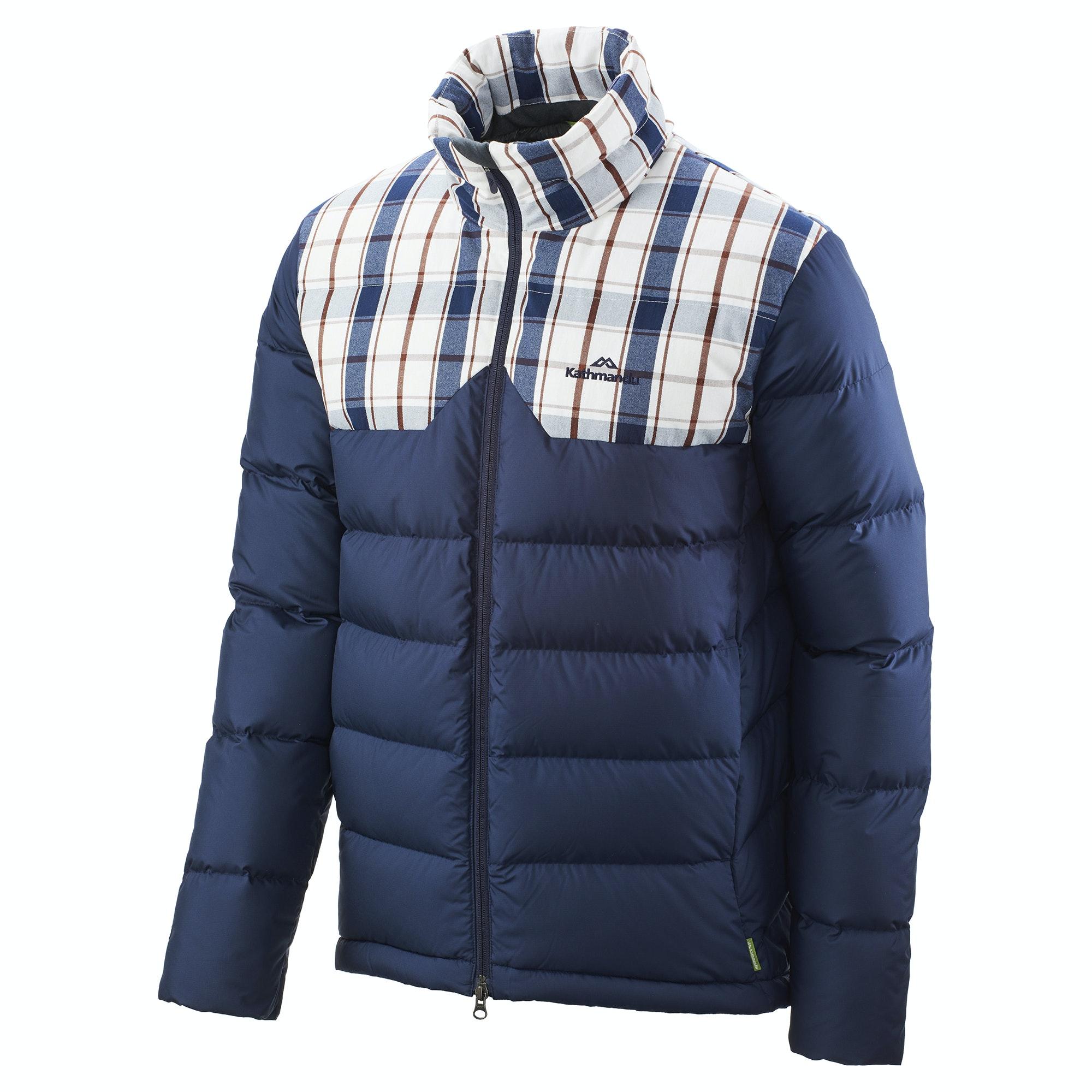 Details about NEW Kathmandu Epiq Men's Warm Winter Duck Down Puffer Jacket v2