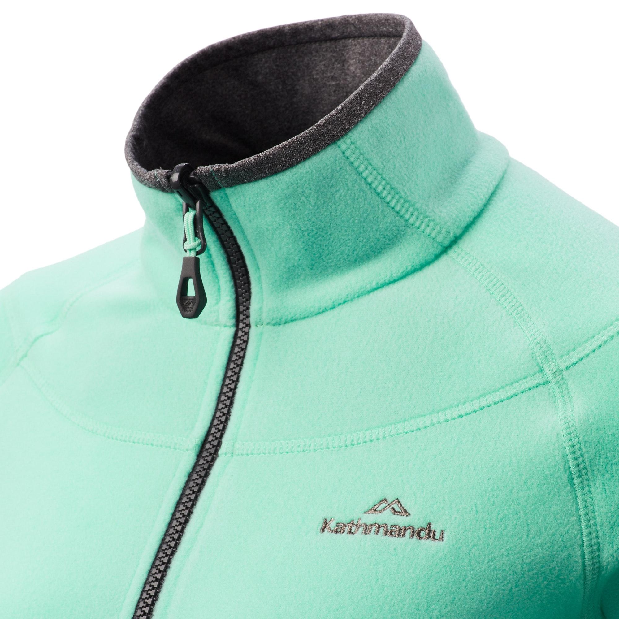 Kathmandu Trailhead Trailhead Trailhead 100 Fleecejacke aus recyceltem Polyester für Damen NEU 2825f4