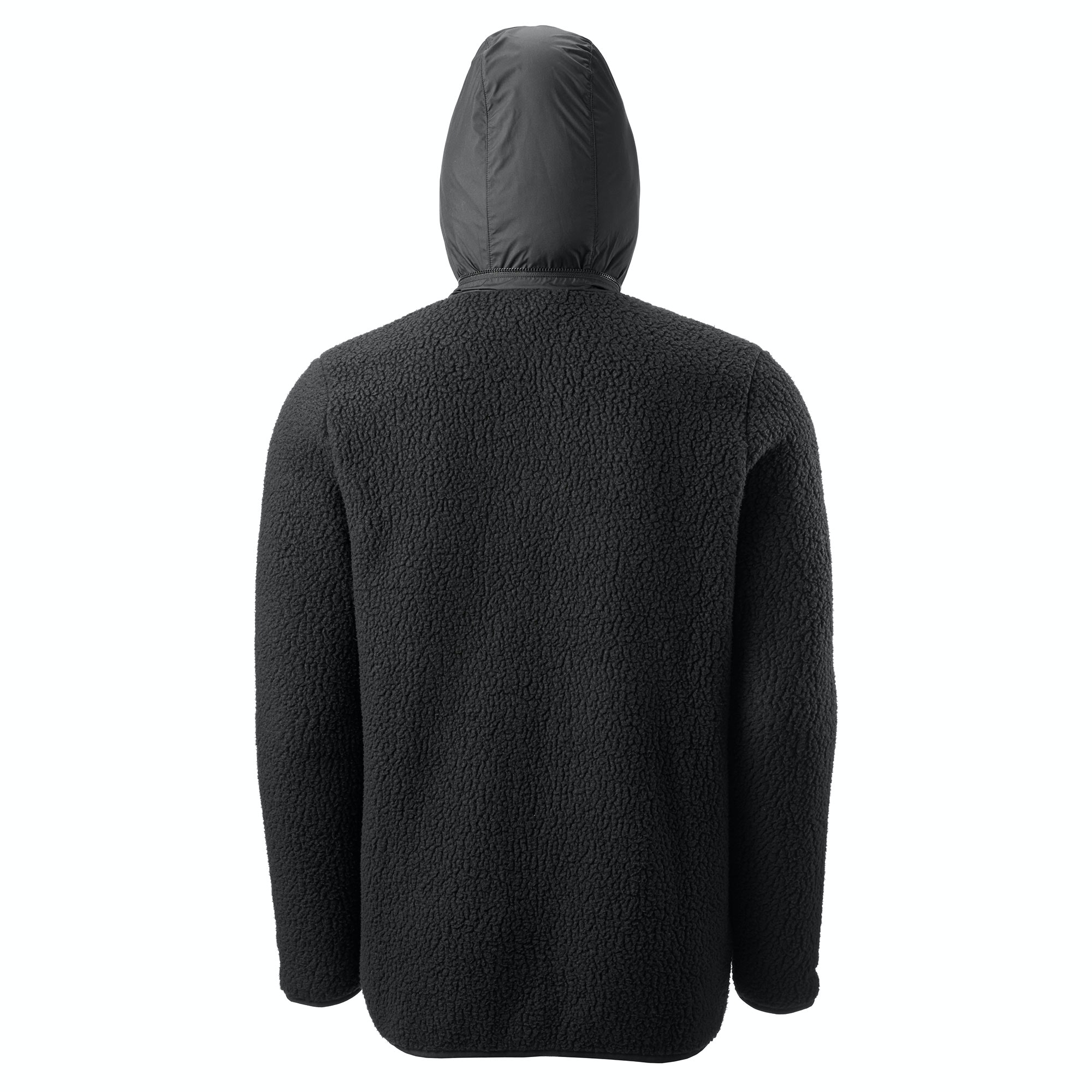 NEW-Kathmandu-Baffin-Island-Men-039-s-Full-Zip-Hooded-Warm-Outdoor-Fleece-Jacket thumbnail 6