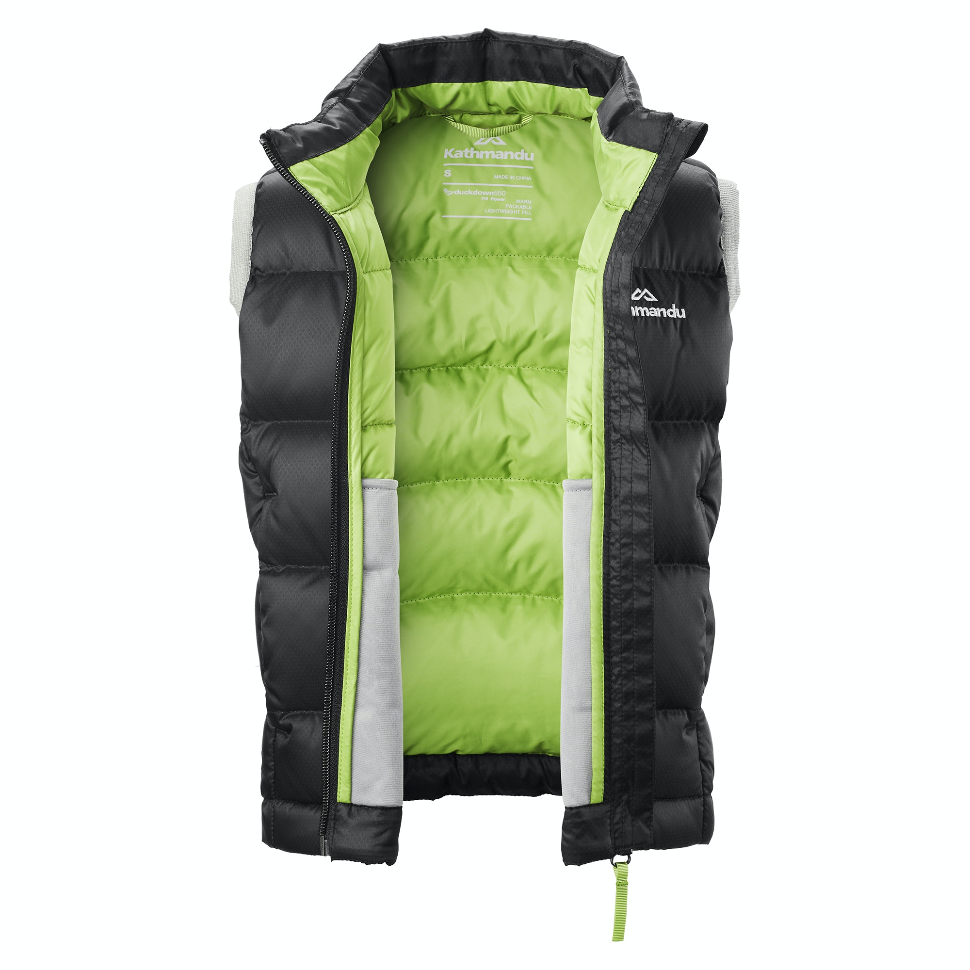 NEW-Kathmandu-Elcho-Kids-039-Boys-039-Girls-039-Warm-Winter-Outdoor-Duck-Down-Puffer-Vest thumbnail 8