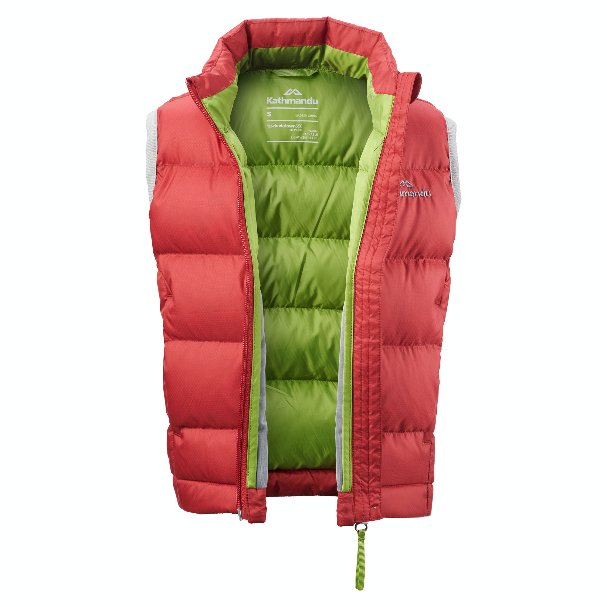 NEW-Kathmandu-Elcho-Kids-039-Boys-039-Girls-039-Warm-Winter-Outdoor-Duck-Down-Puffer-Vest thumbnail 23