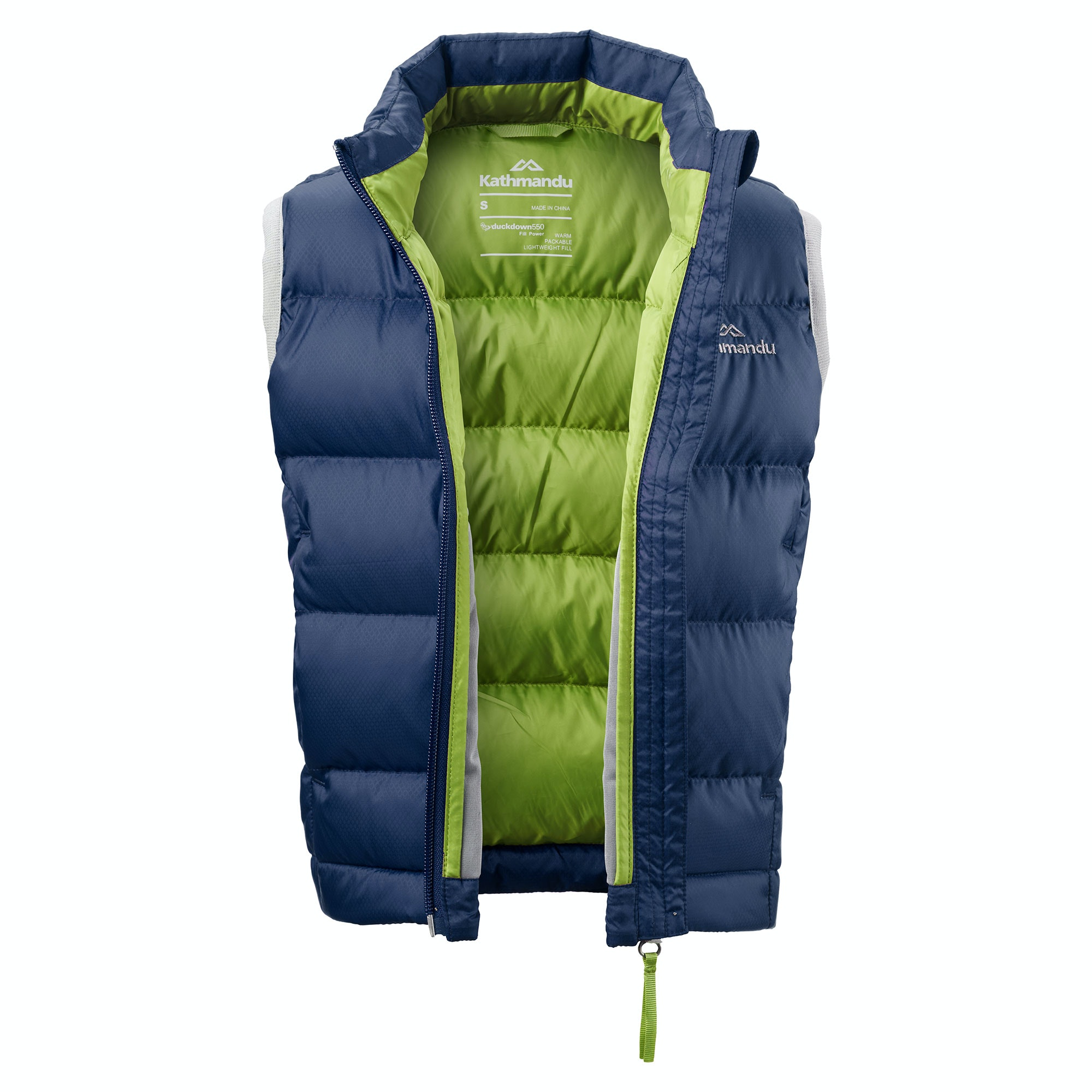 NEW-Kathmandu-Elcho-Kids-039-Boys-039-Girls-039-Warm-Winter-Outdoor-Duck-Down-Puffer-Vest thumbnail 13