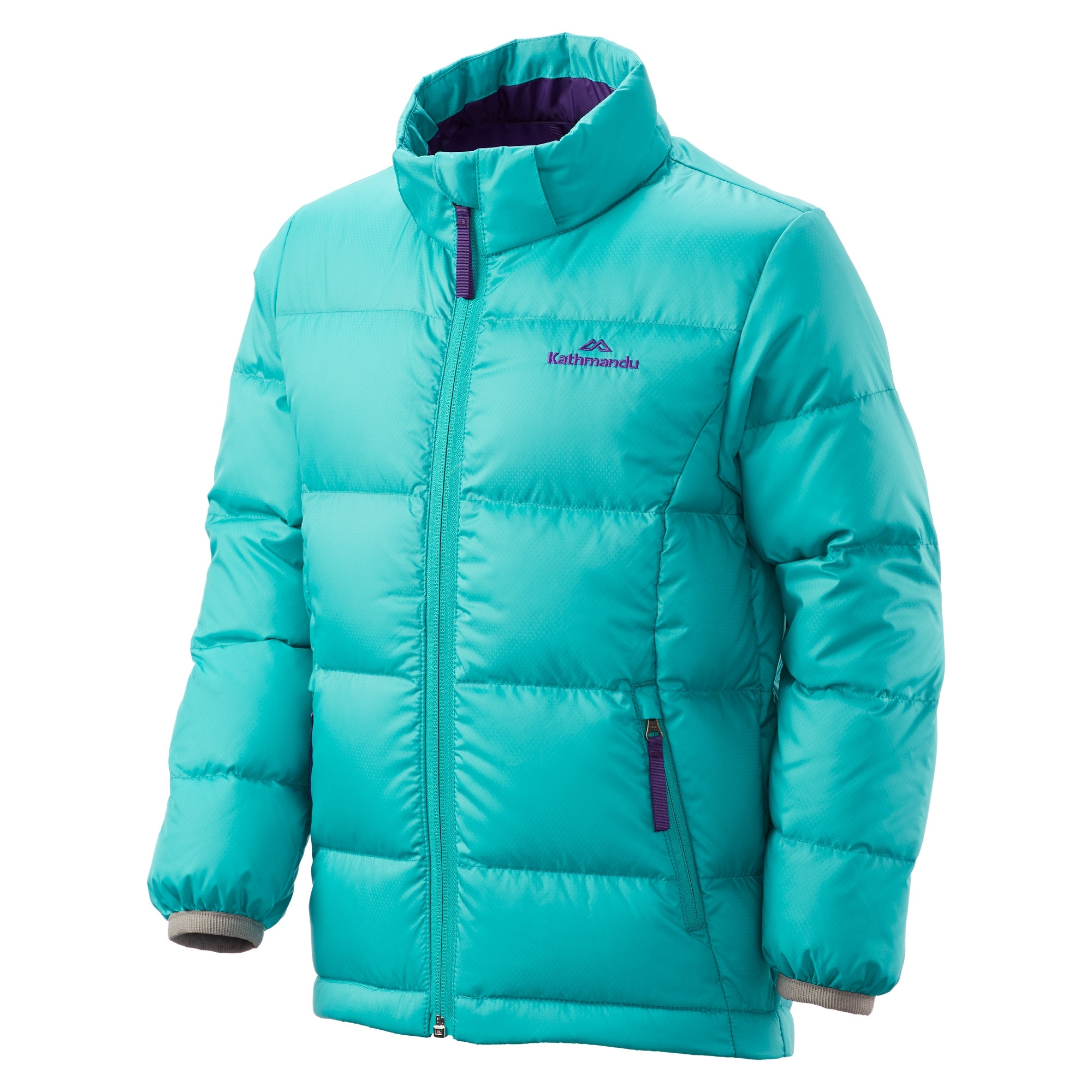 Kathmandu-Elcho-Kids-Boys-Girls-Hood-Warm-Winter-Outdoor-Duck-Down-Puffer-Jacket thumbnail 15