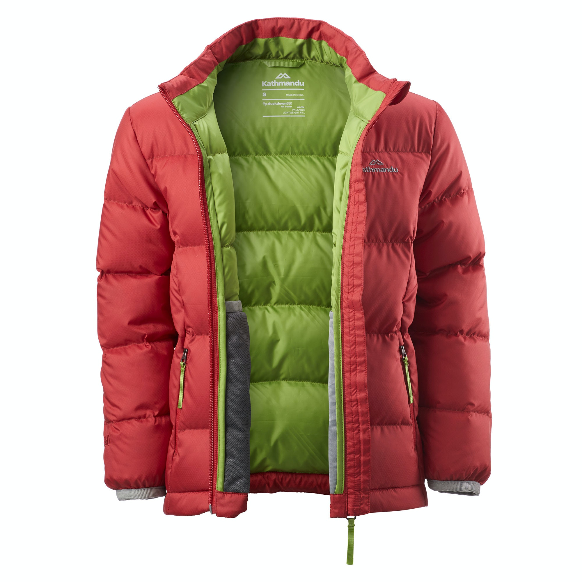 Kathmandu-Elcho-Kids-Boys-Girls-Hood-Warm-Winter-Outdoor-Duck-Down-Puffer-Jacket thumbnail 26