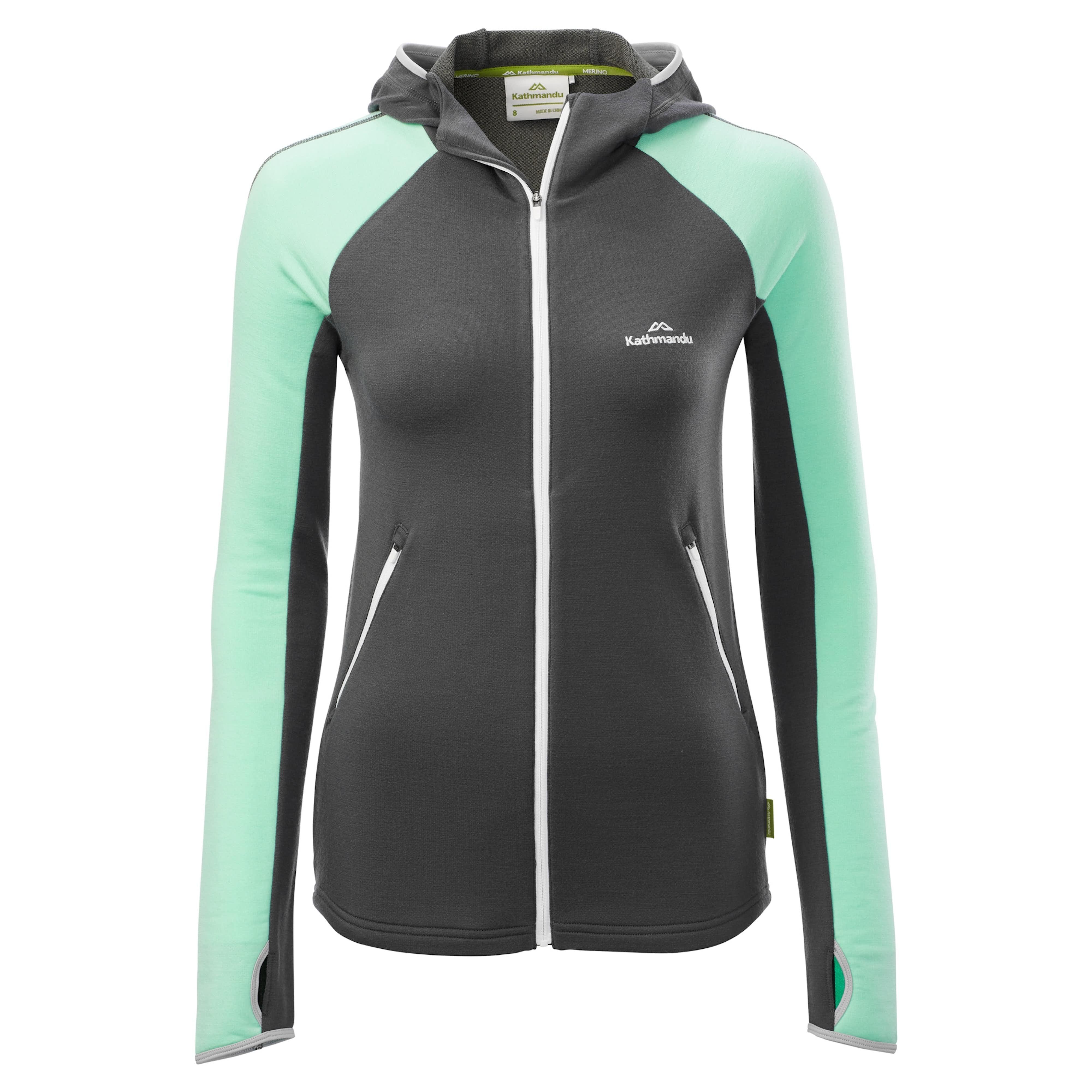 Depart Women s Hooded merinoLINK Jacket 20fd1a8c0