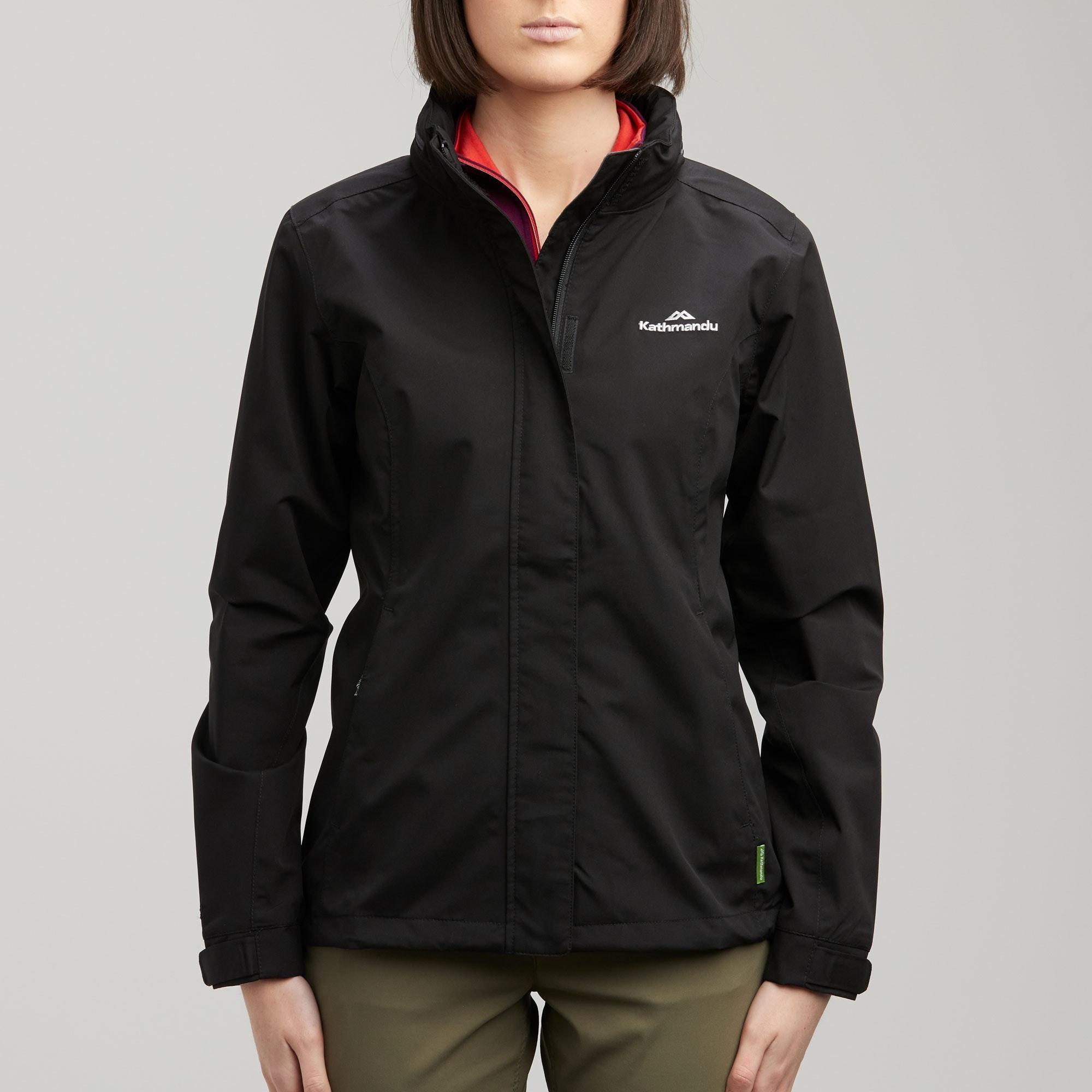 Kathmandu-Andulo-Womens-2-Layer-Windproof-Waterproof-Outdoor-Hiking-Rain-Jacket thumbnail 9