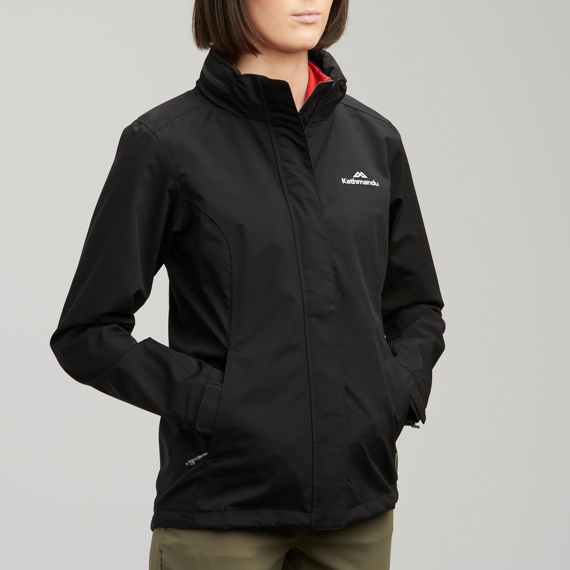 Kathmandu-Andulo-Womens-2-Layer-Windproof-Waterproof-Outdoor-Hiking-Rain-Jacket thumbnail 10