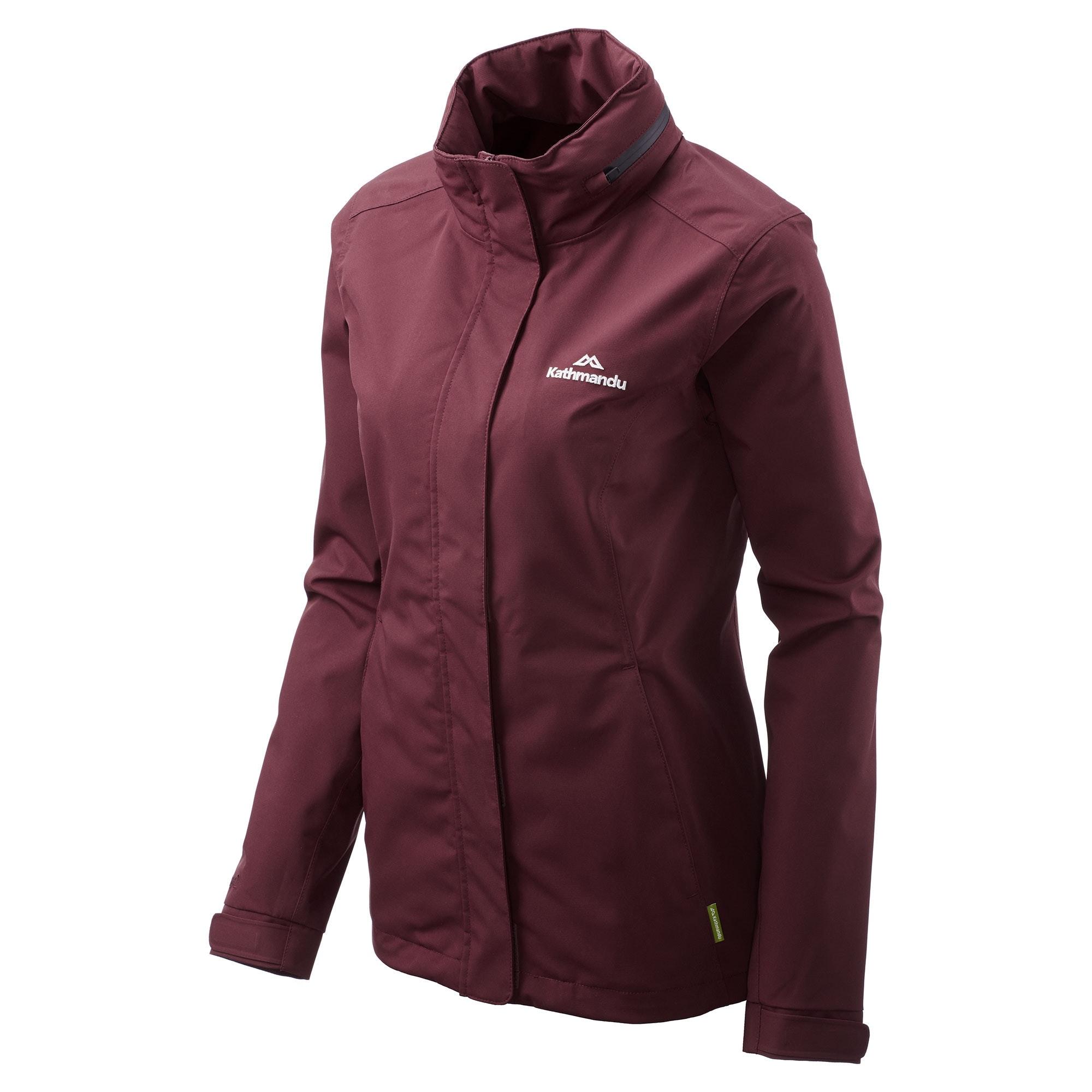 Kathmandu-Andulo-Womens-2-Layer-Windproof-Waterproof-Outdoor-Hiking-Rain-Jacket thumbnail 23