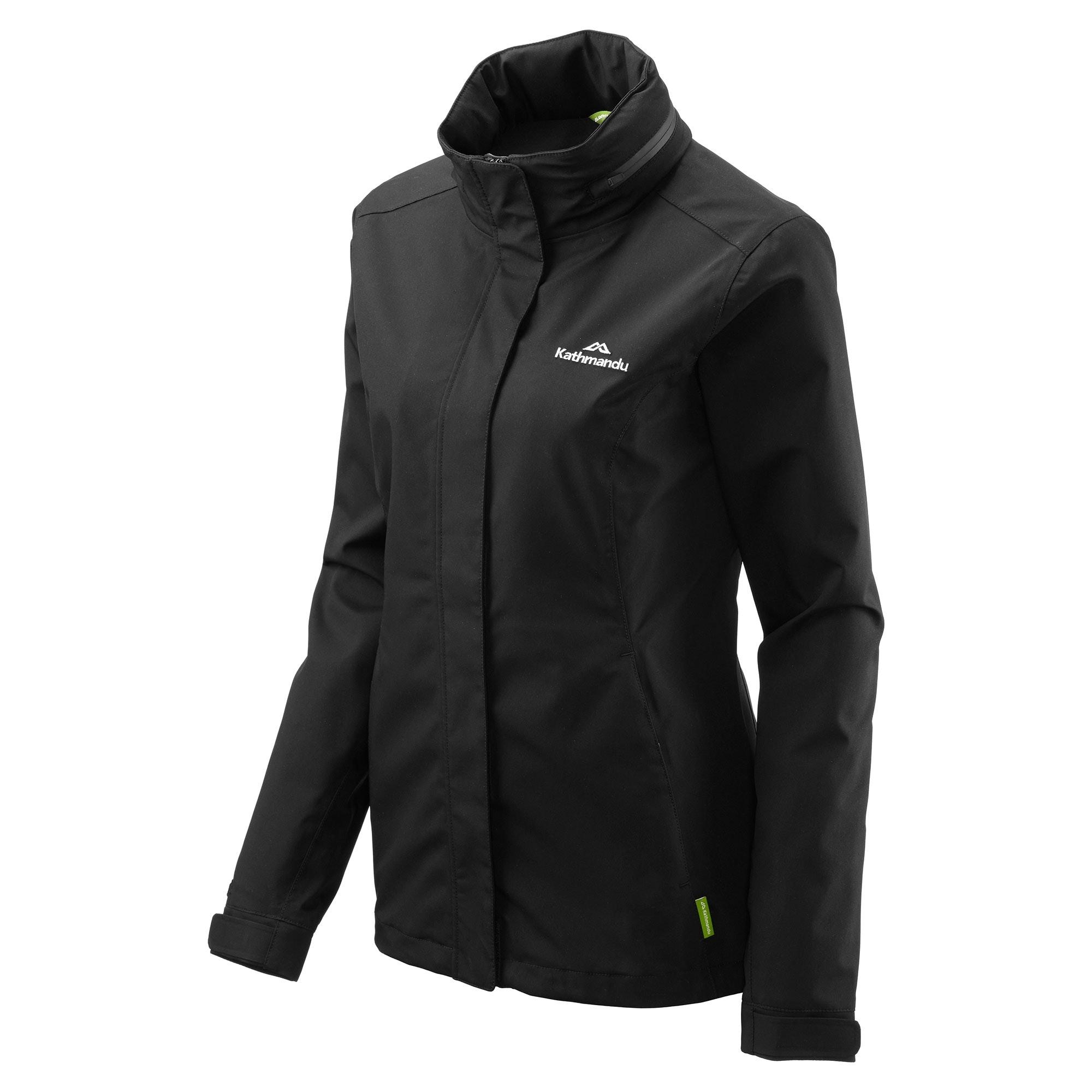 Kathmandu-Andulo-Womens-2-Layer-Windproof-Waterproof-Outdoor-Hiking-Rain-Jacket thumbnail 8