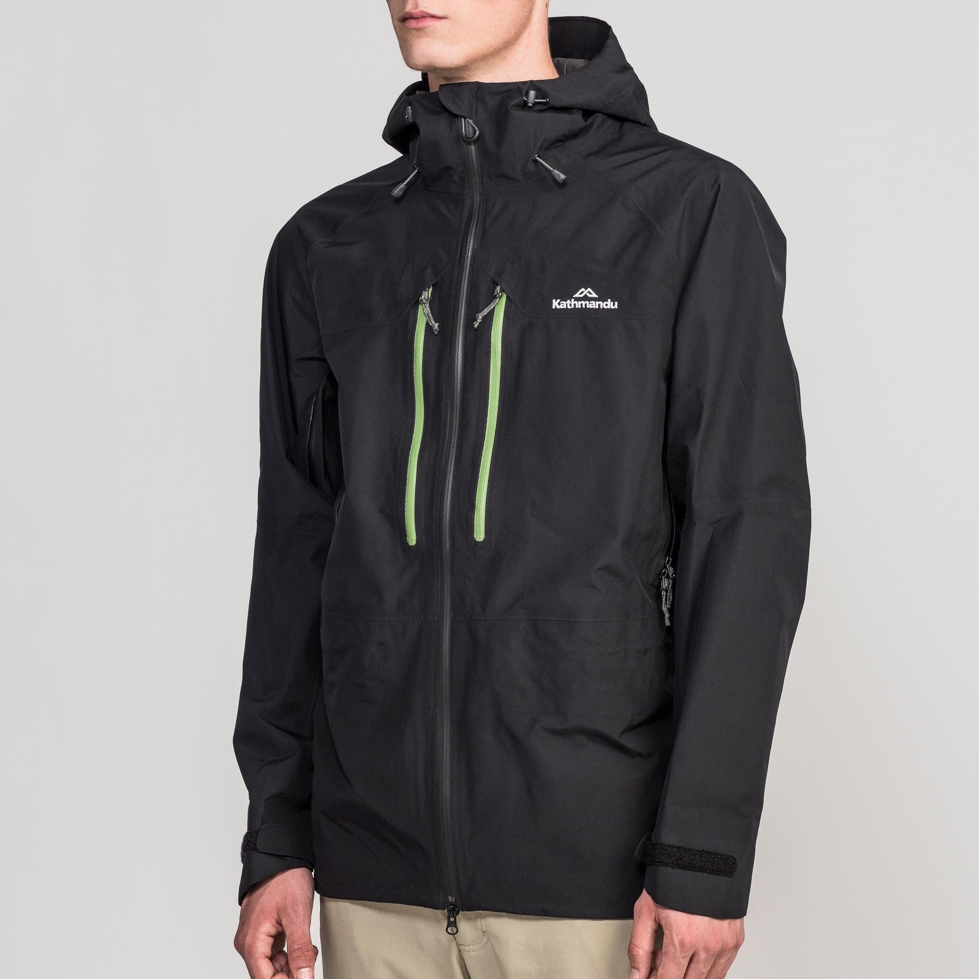 NEW-Kathmandu-Aysen-Men-039-s-GORE-TEX-Windproof-Waterproof-Outdoor-Rain-Jacket thumbnail 8