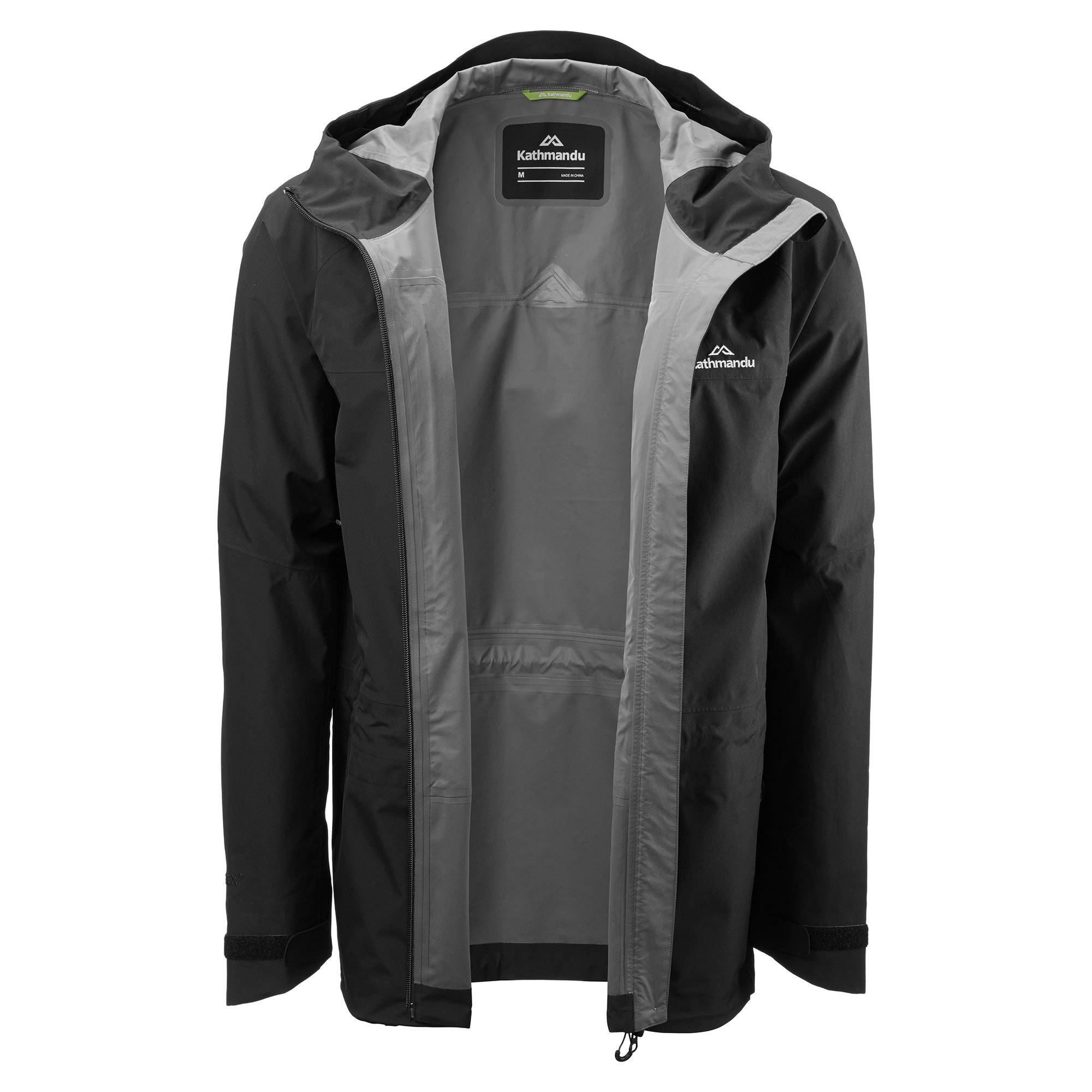 NEW-Kathmandu-Aysen-Men-039-s-GORE-TEX-Windproof-Waterproof-Outdoor-Rain-Jacket thumbnail 5