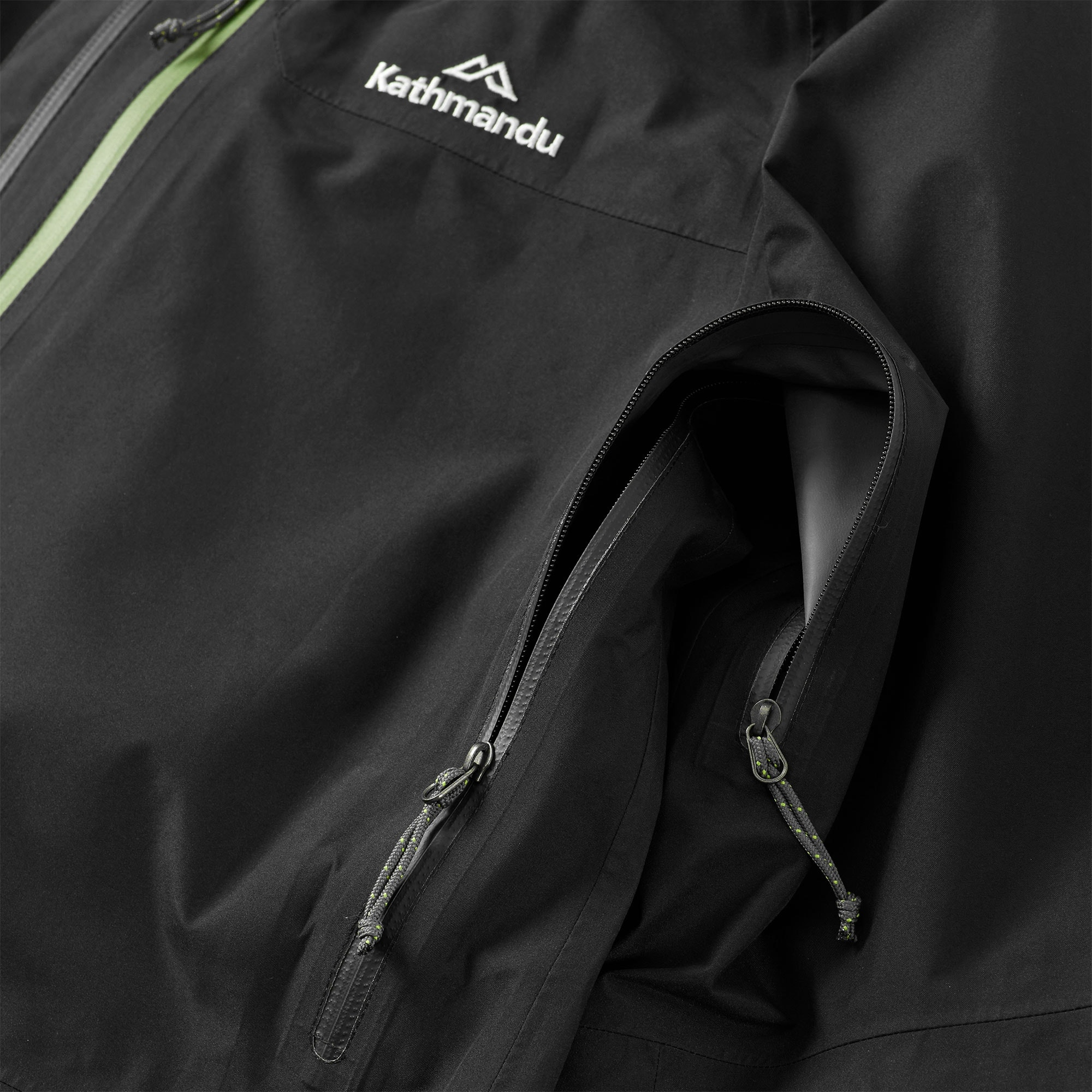 NEW-Kathmandu-Aysen-Men-039-s-GORE-TEX-Windproof-Waterproof-Outdoor-Rain-Jacket thumbnail 6