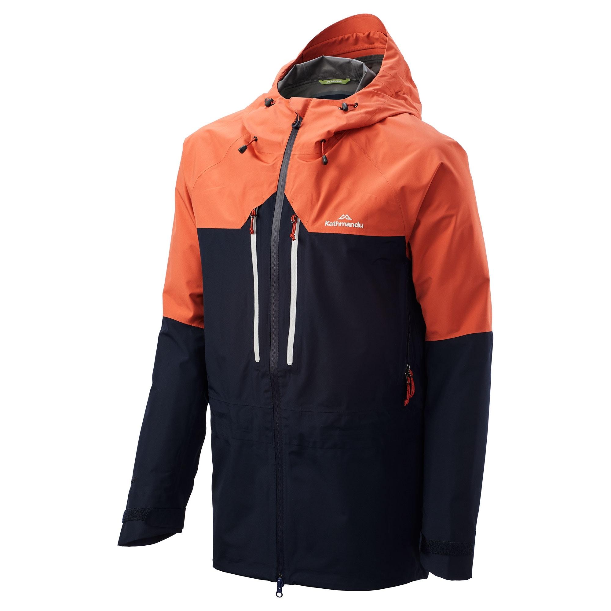NEW-Kathmandu-Aysen-Men-039-s-GORE-TEX-Windproof-Waterproof-Outdoor-Rain-Jacket thumbnail 12
