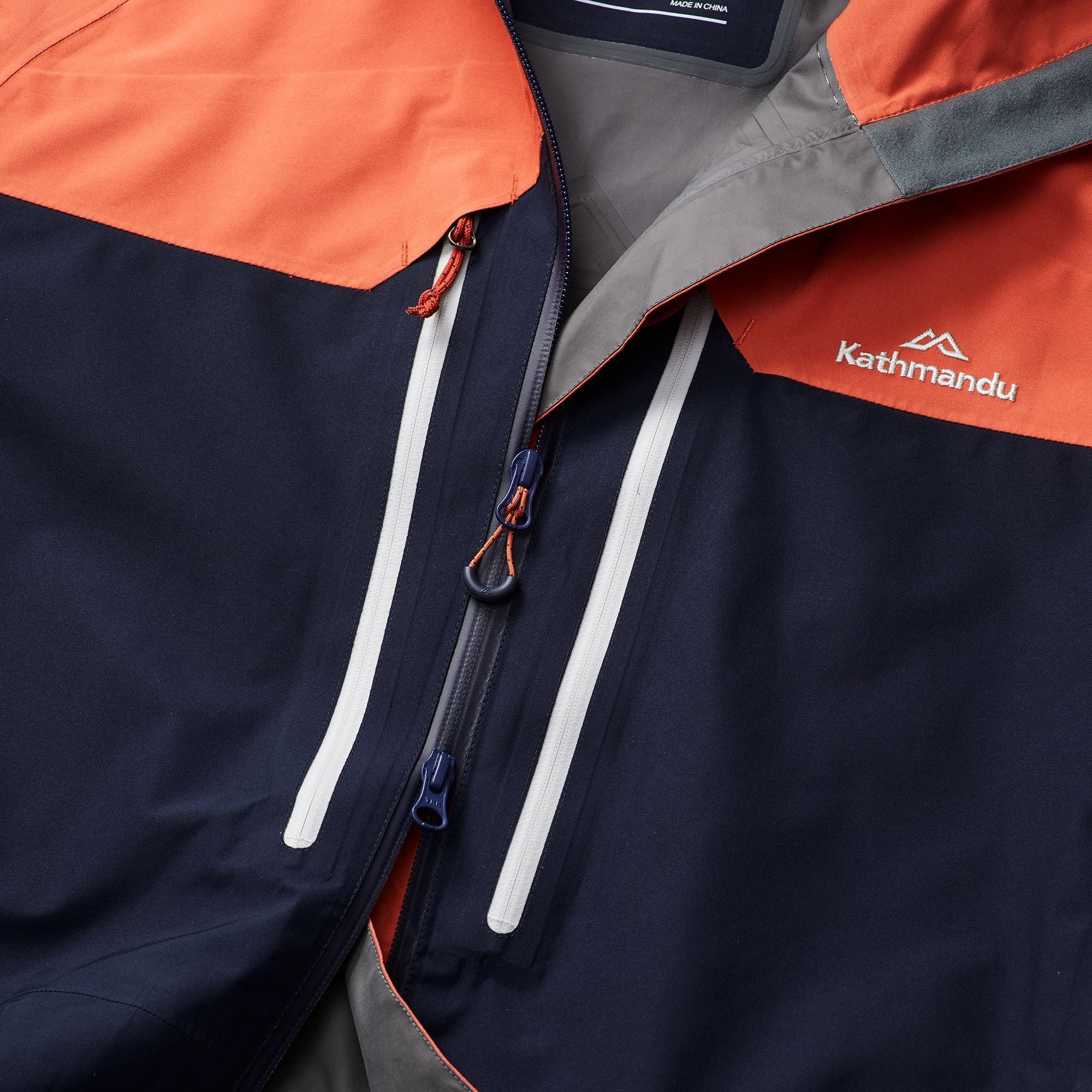 NEW-Kathmandu-Aysen-Men-039-s-GORE-TEX-Windproof-Waterproof-Outdoor-Rain-Jacket thumbnail 14