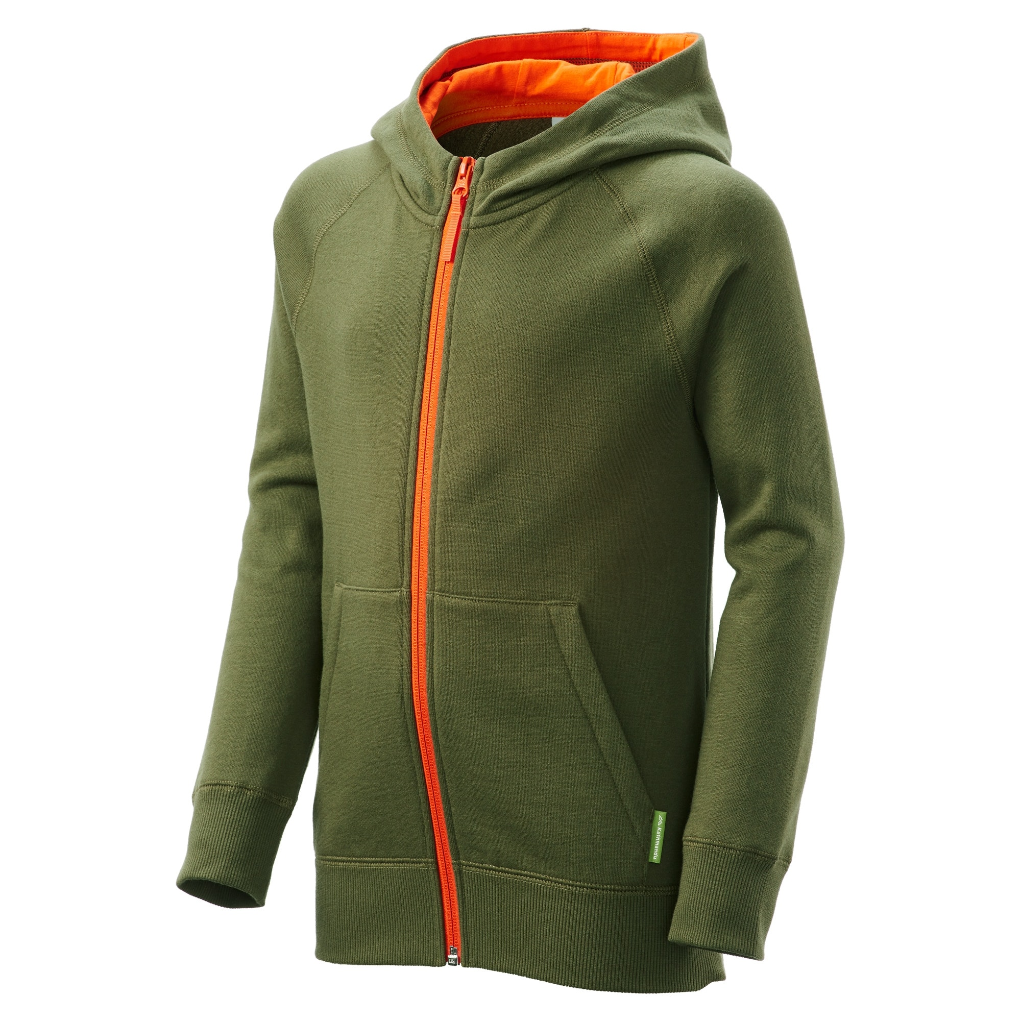 NEW-Kathmandu-Youth-Boy-039-s-Girl-039-s-Full-Zip-Hooded-Winter-Warm-Fleece-Jacket thumbnail 14