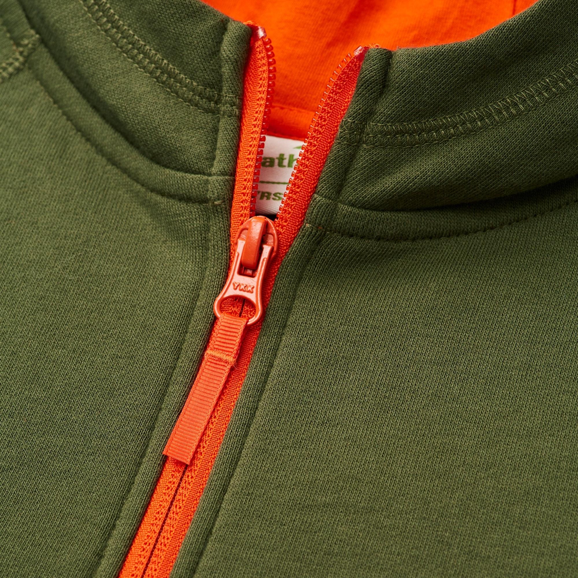 NEW-Kathmandu-Youth-Boy-039-s-Girl-039-s-Full-Zip-Hooded-Winter-Warm-Fleece-Jacket thumbnail 16
