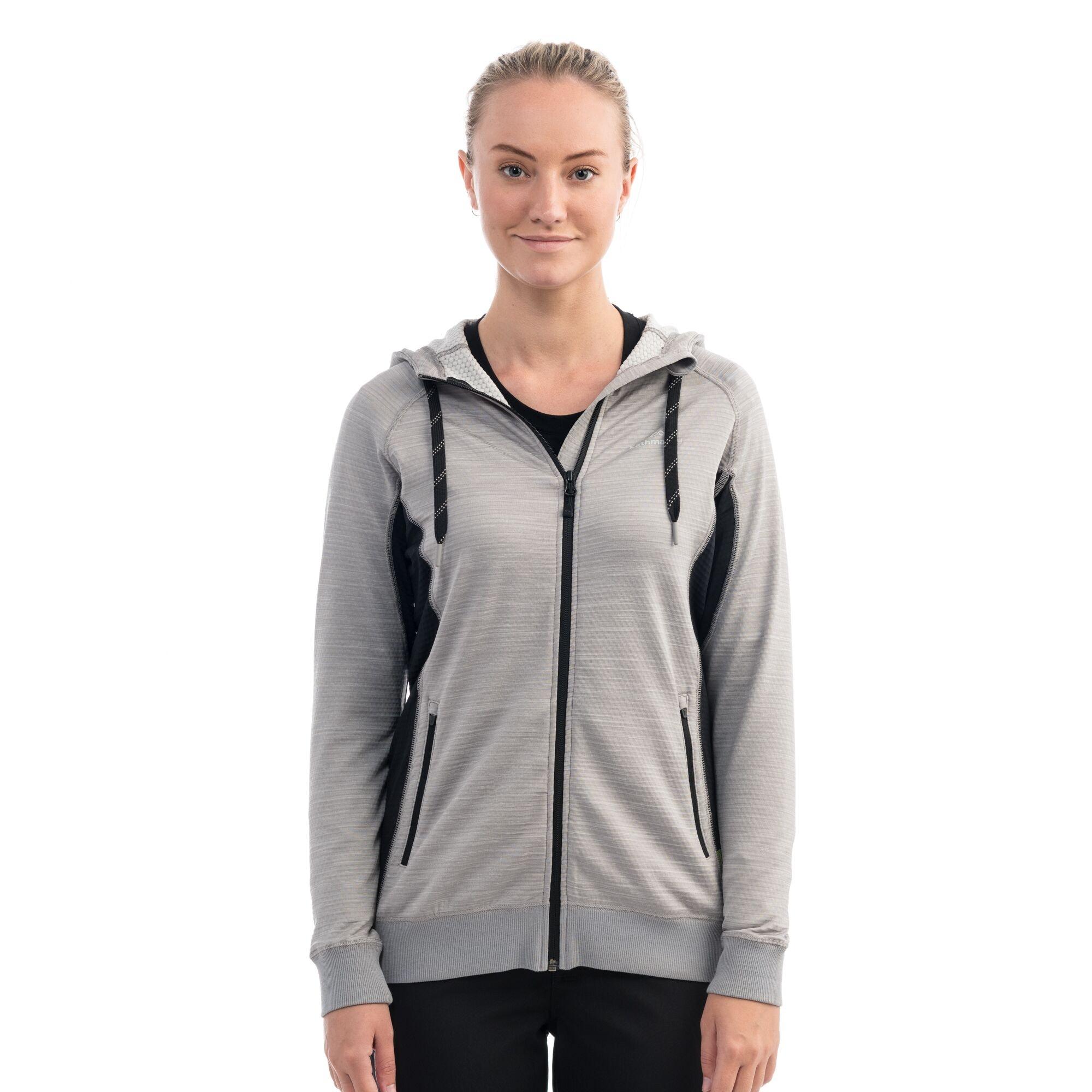 NEW-Kathmandu-Acota-Women-s-Hooded-Fleece-Lightweight-Breathable-Outdoor-Jacket thumbnail 29
