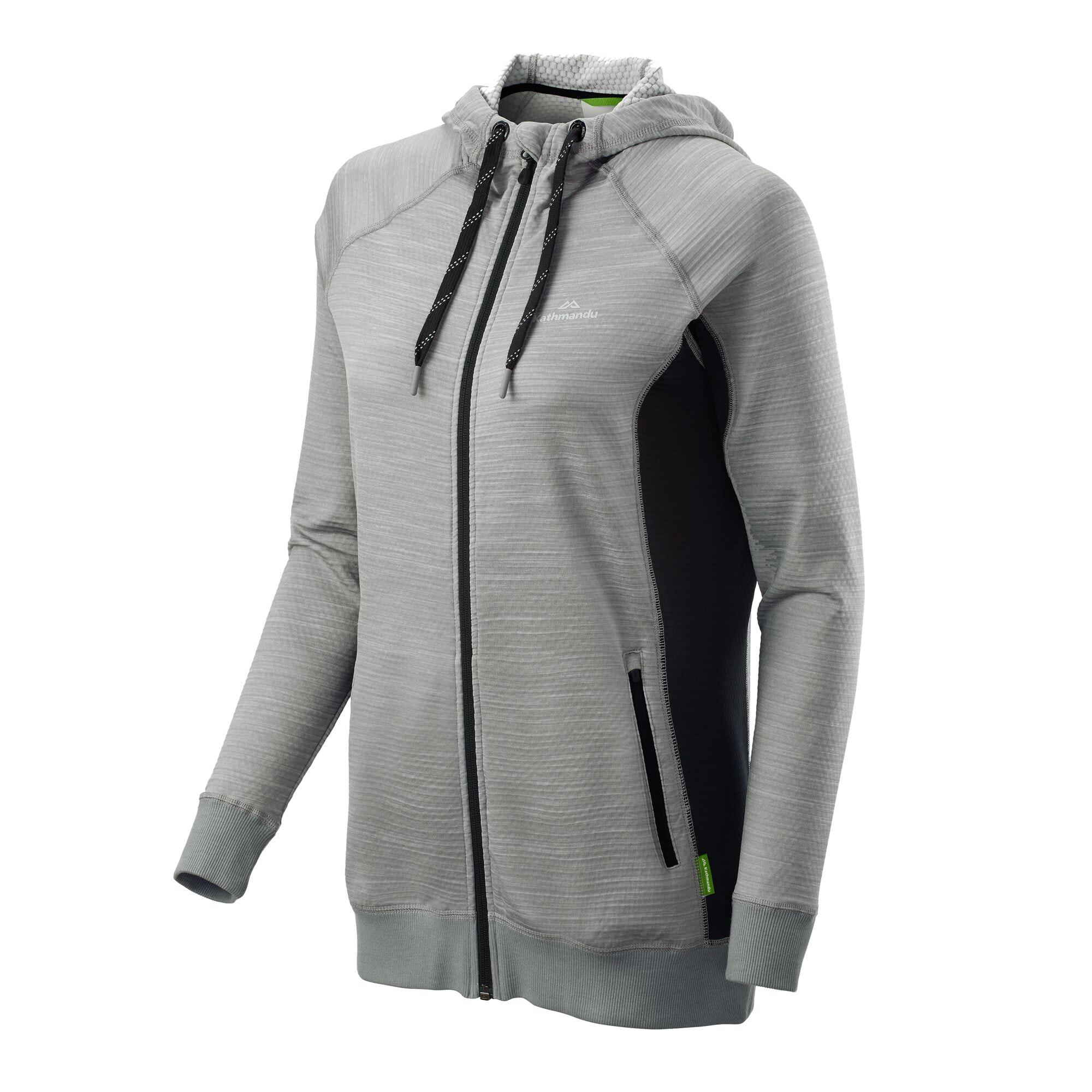 NEW-Kathmandu-Acota-Women-s-Hooded-Fleece-Lightweight-Breathable-Outdoor-Jacket thumbnail 27