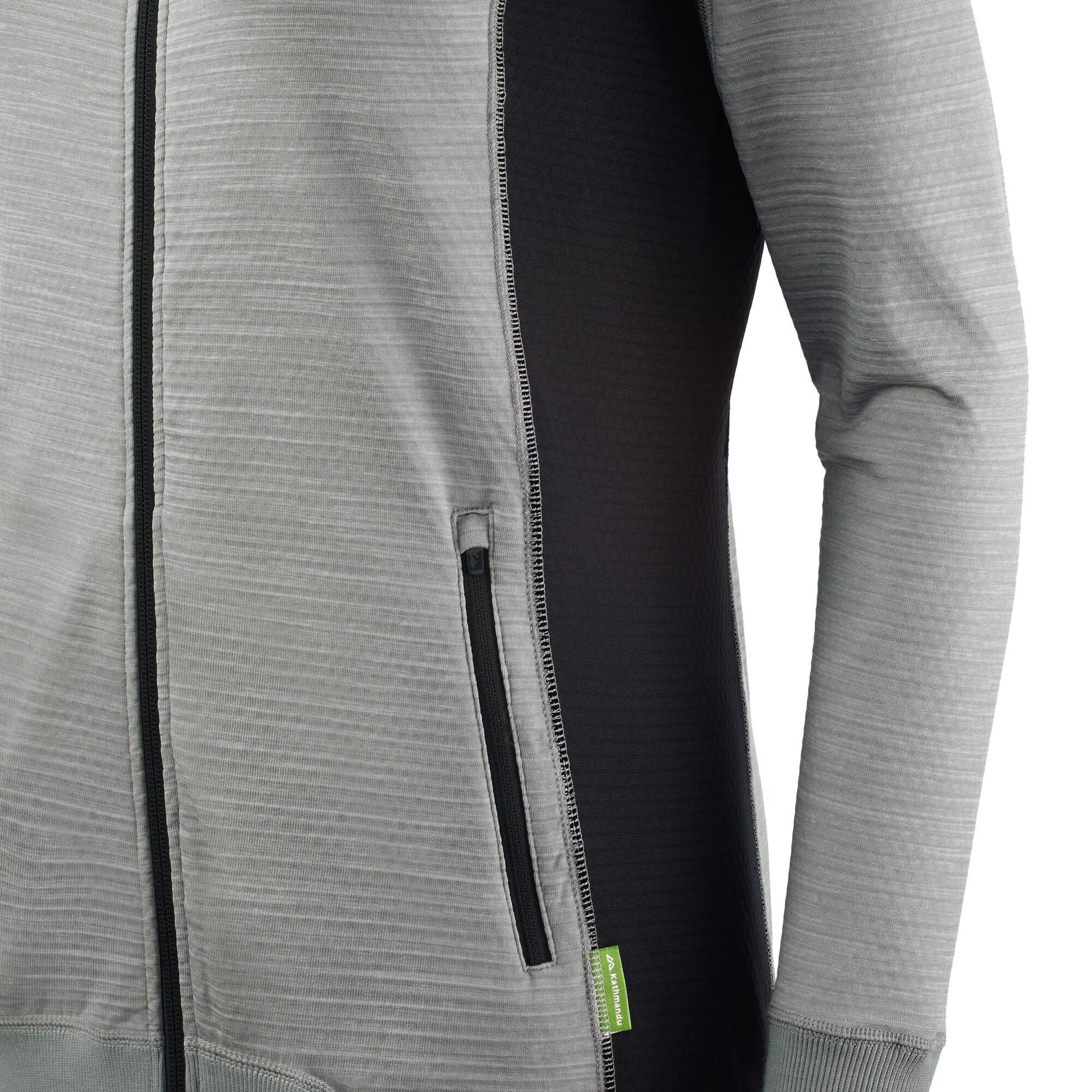 NEW-Kathmandu-Acota-Women-s-Hooded-Fleece-Lightweight-Breathable-Outdoor-Jacket thumbnail 28