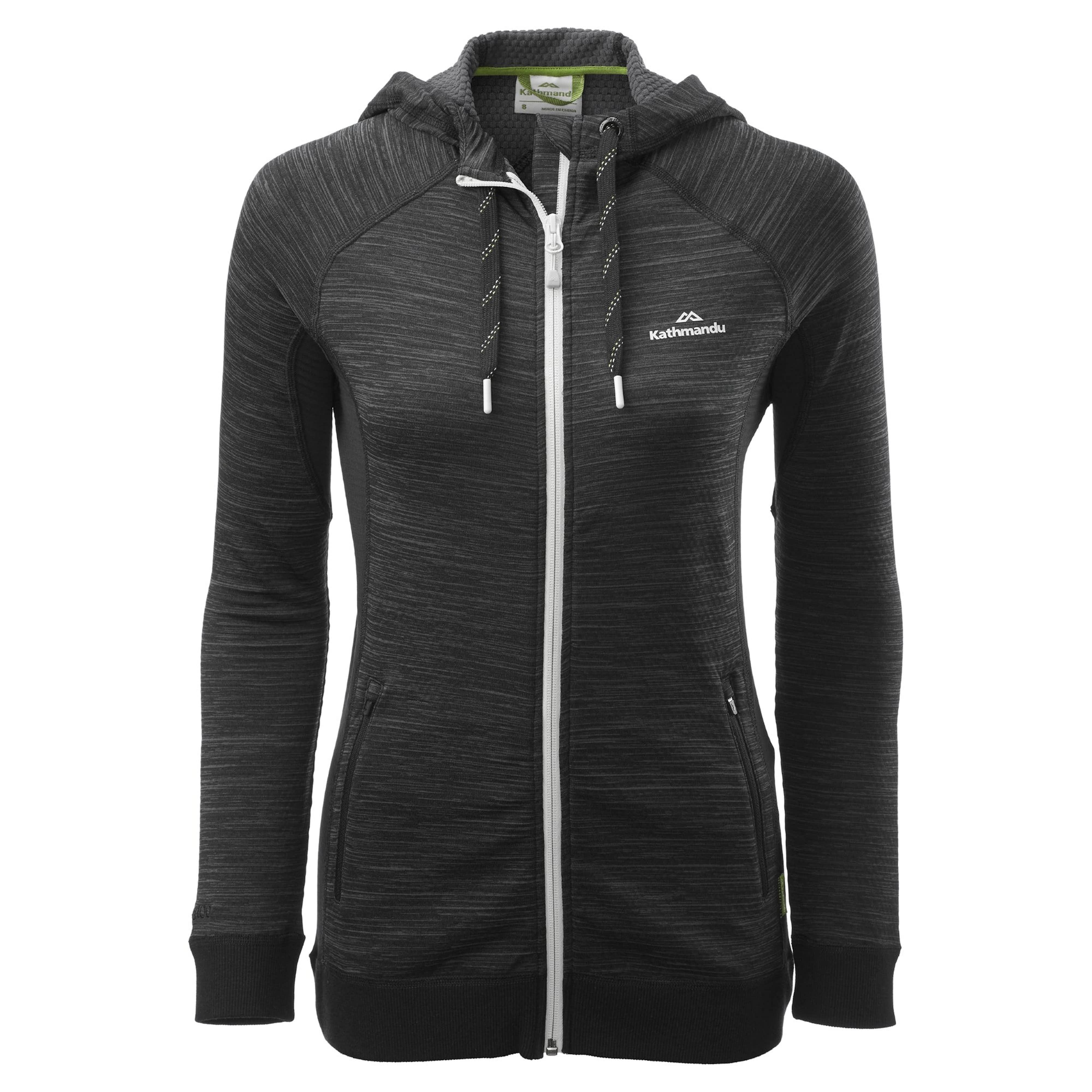 Acota women 39 s hooded fleece jacket for Handy heater italia opinioni