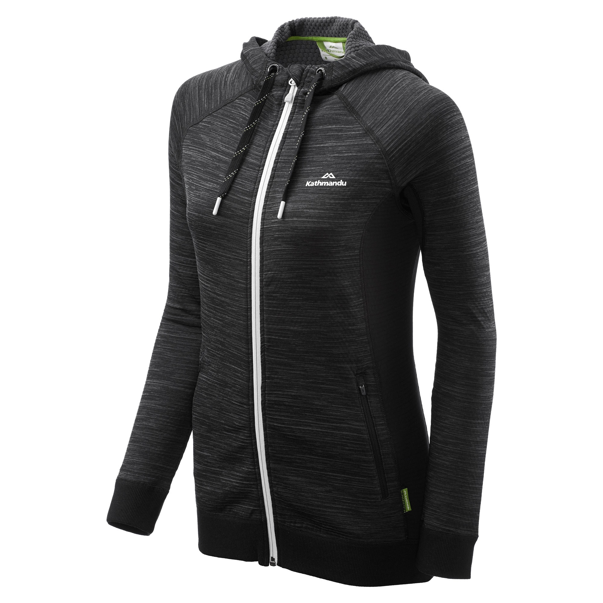 NEW-Kathmandu-Acota-Women-s-Hooded-Fleece-Lightweight-Breathable-Outdoor-Jacket thumbnail 13