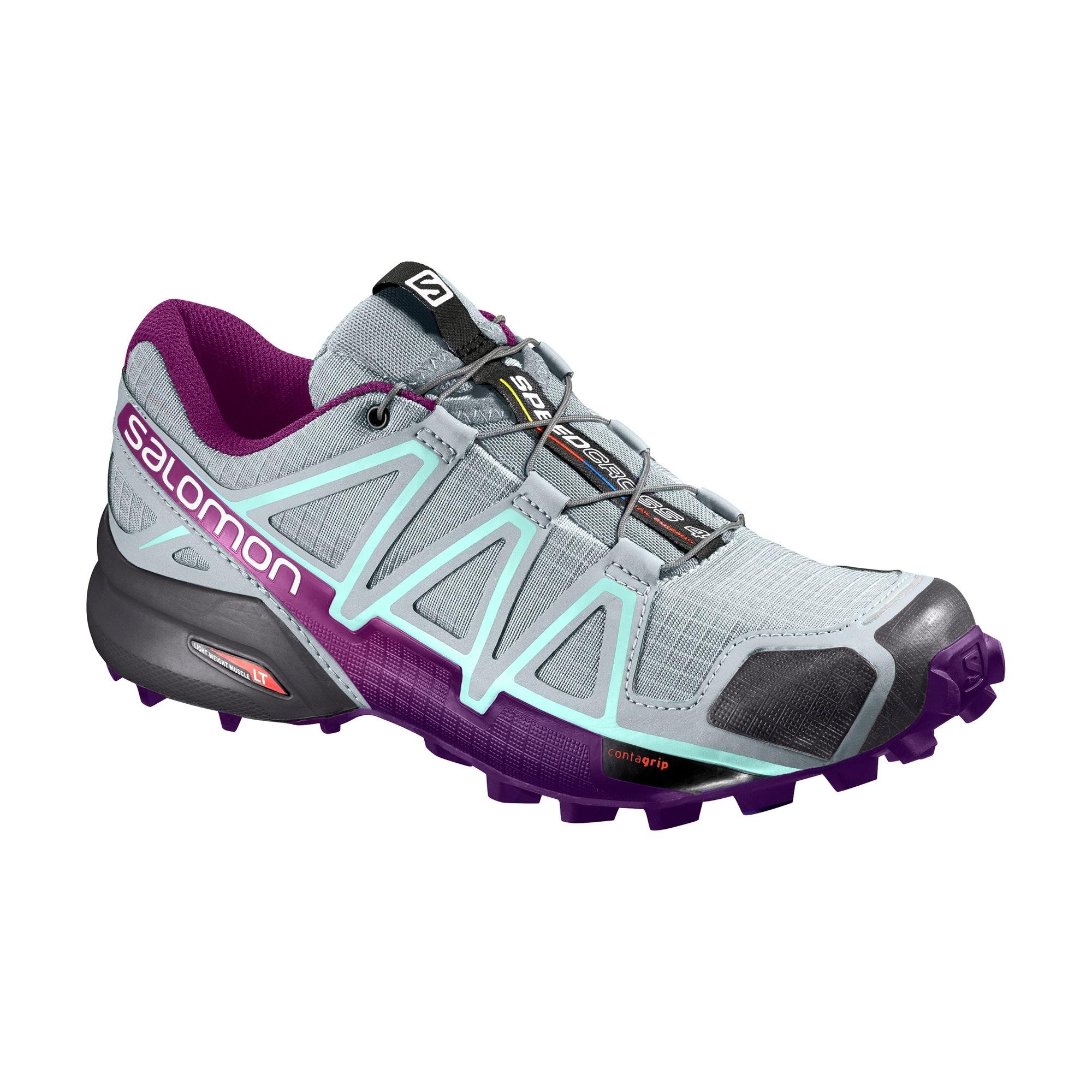 Salomon Speedcross Junior Shoes Surf The WavesCloisonne: 35