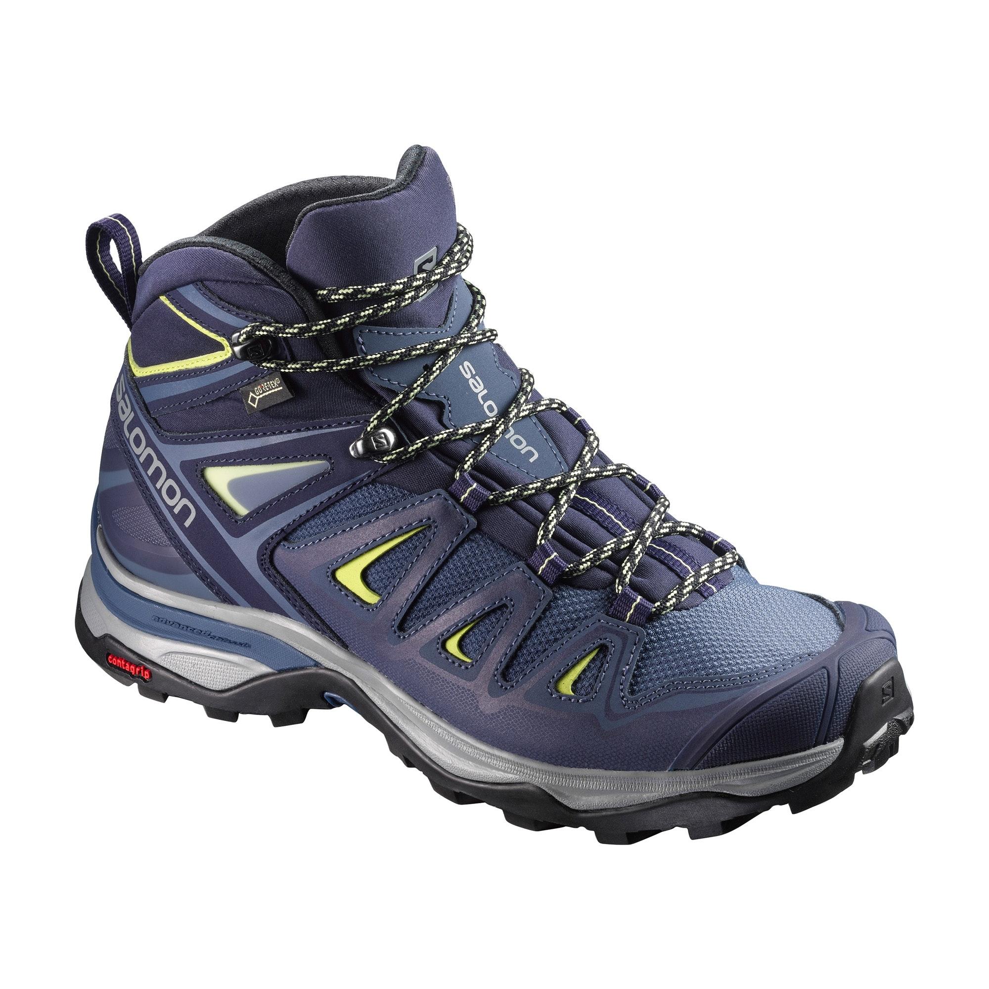 salomon x ultra women's gtx hiking shoes 65