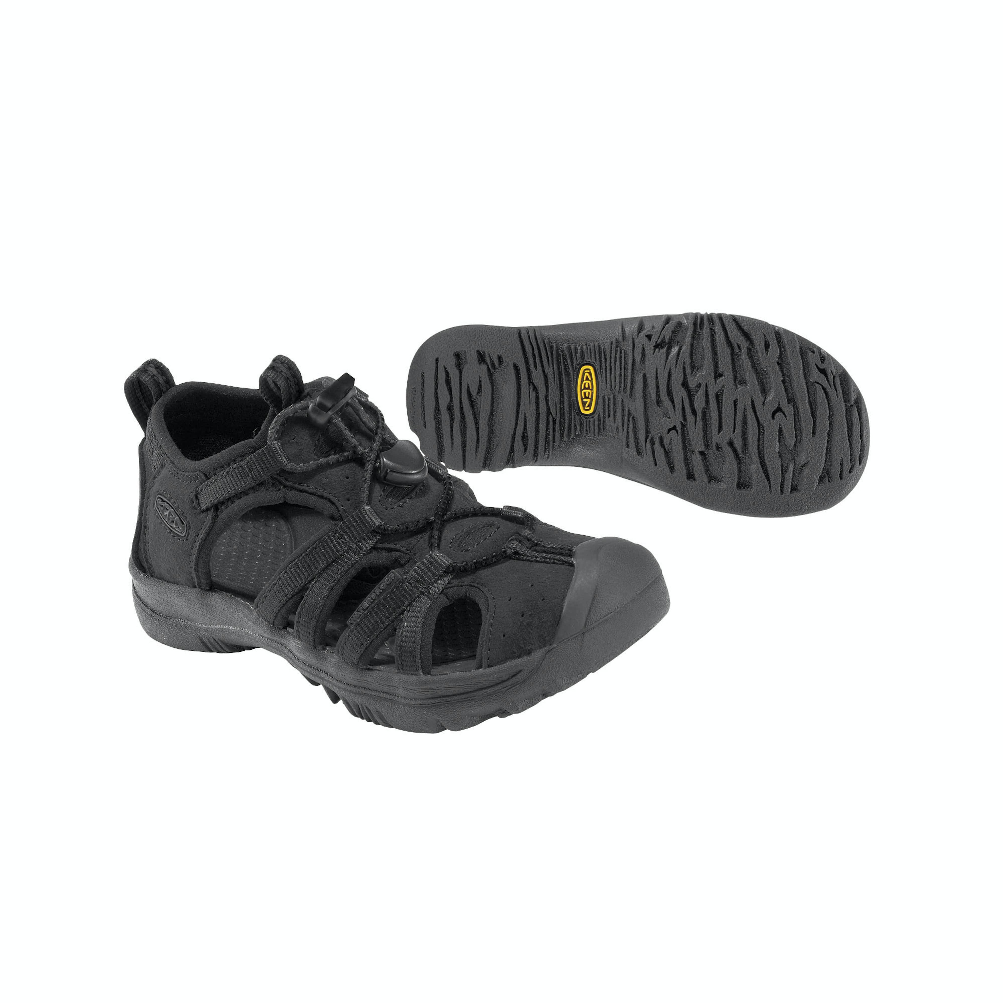 dcae9eb6947c Keen Kanyon Kids  Sandals - Black Black