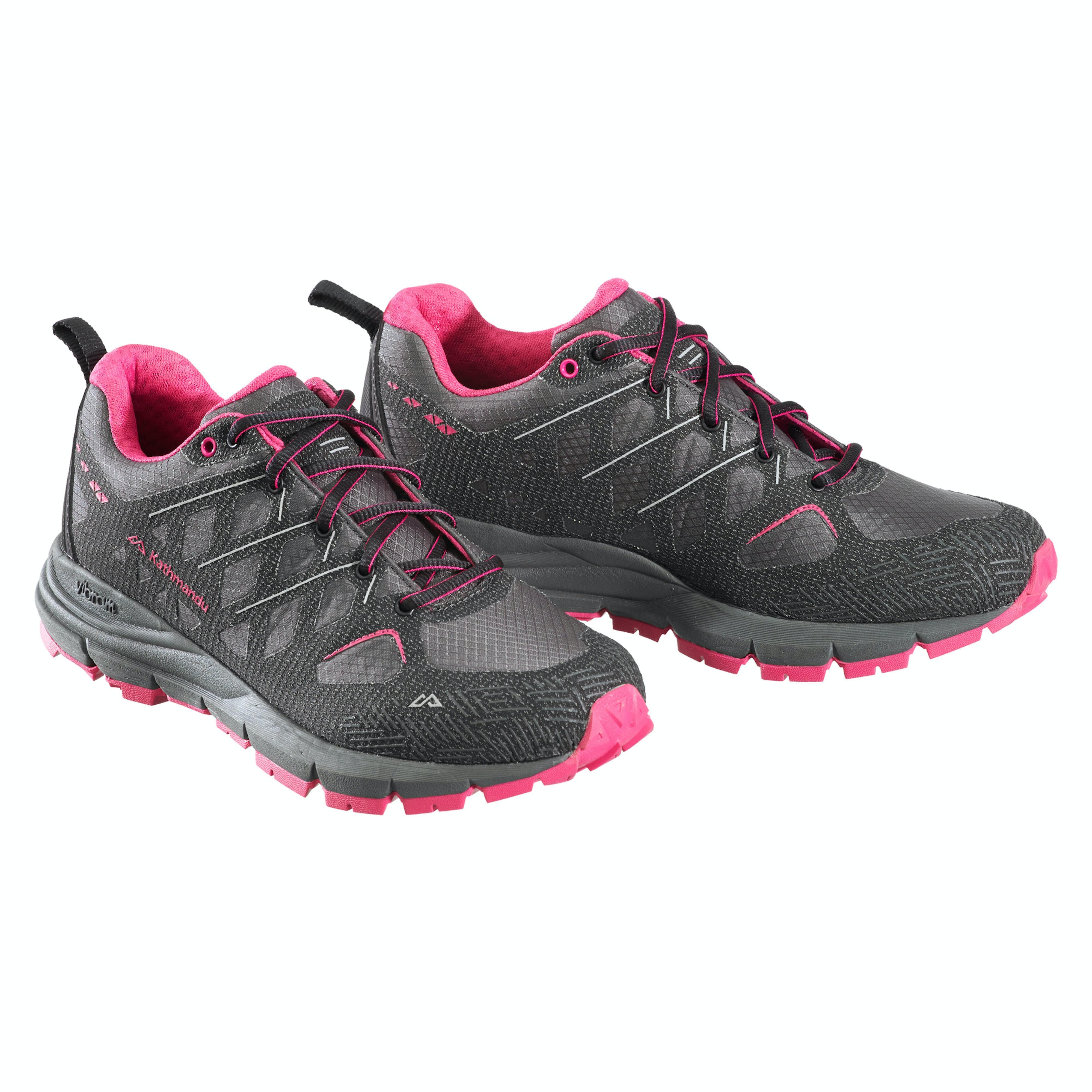 d05b80355b3 Zeolite Women s Trail Shoes - Grey Raspberry
