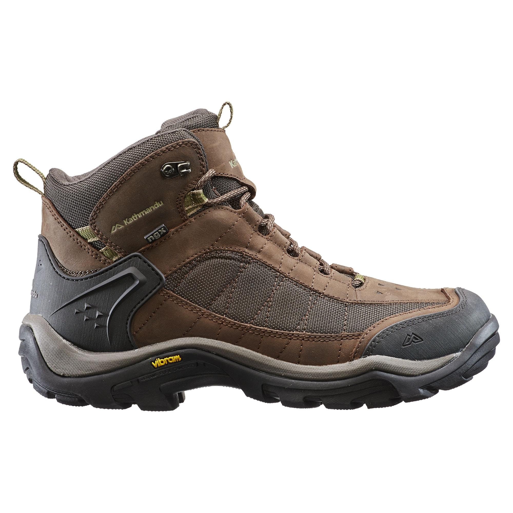 NEW-Kathmandu-Mornington-Mens-Vibram-Rubber-Waterproof-Lightweight-Hiking-Boots thumbnail 5